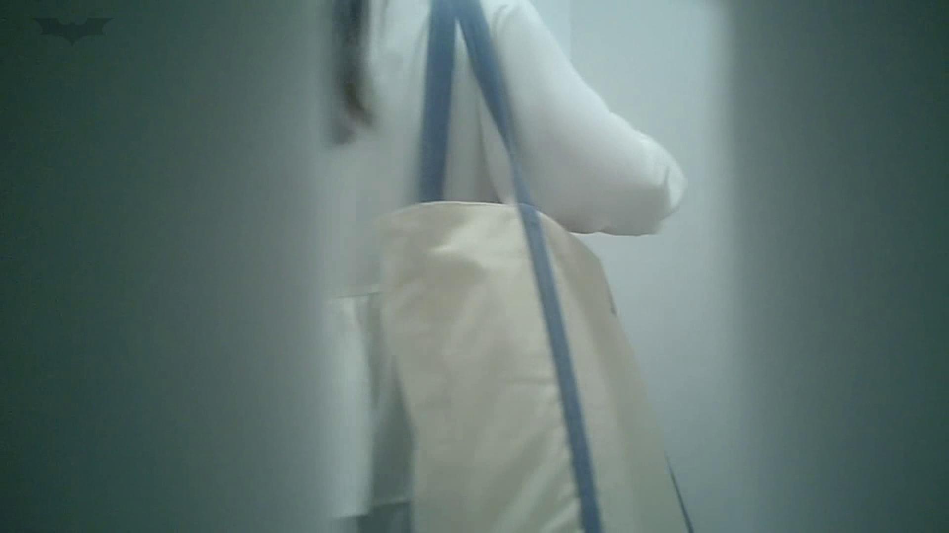 有名大学女性洗面所 vol.40 ??おまじない的な動きをする子がいます。 排泄 AV動画キャプチャ 51画像 17