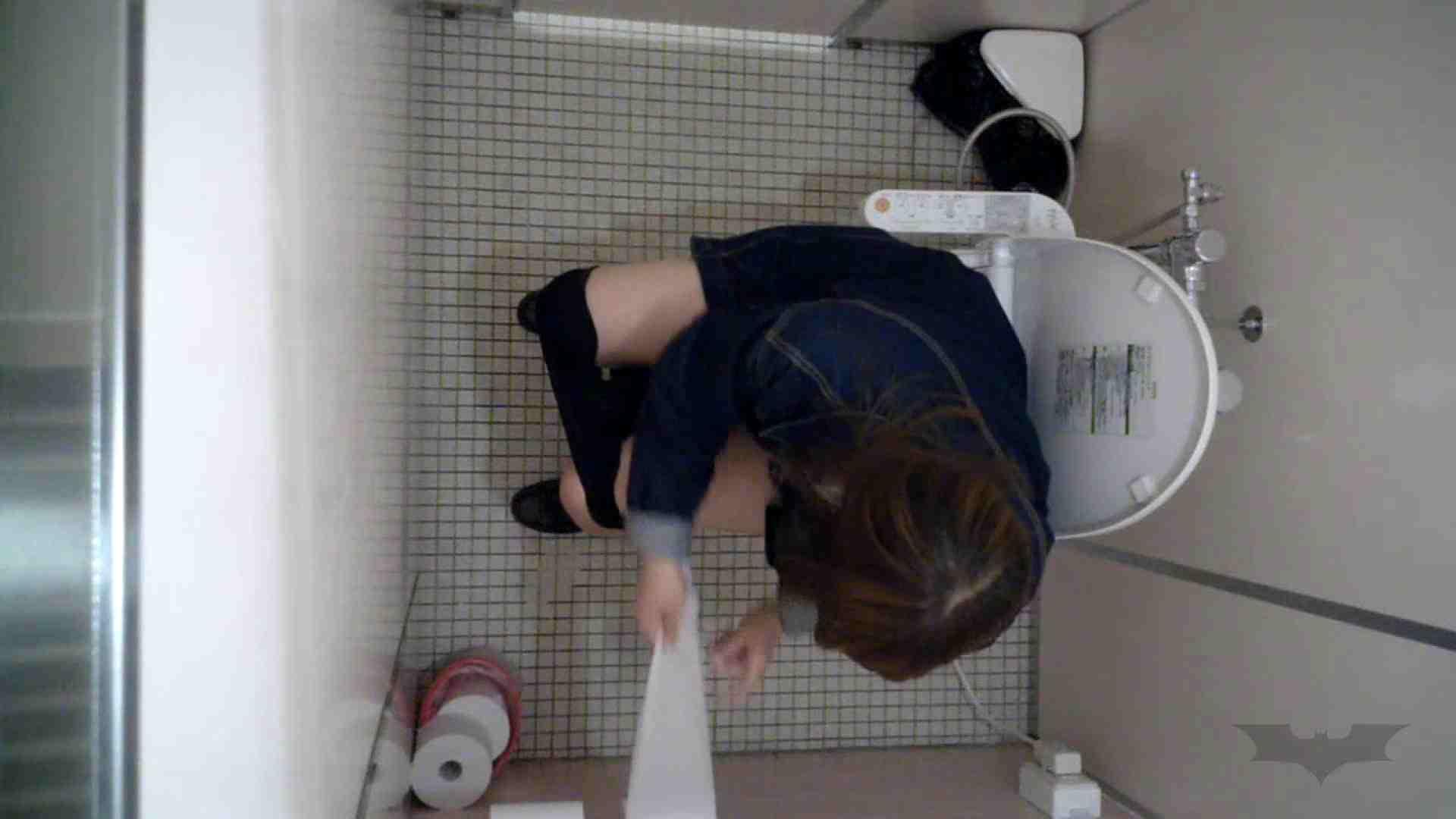 有名大学女性洗面所 vol.41 素敵なオシリとお顔がいっぱい。抜き過ぎ注意報! 和式で・・・ 盗撮 74画像 54