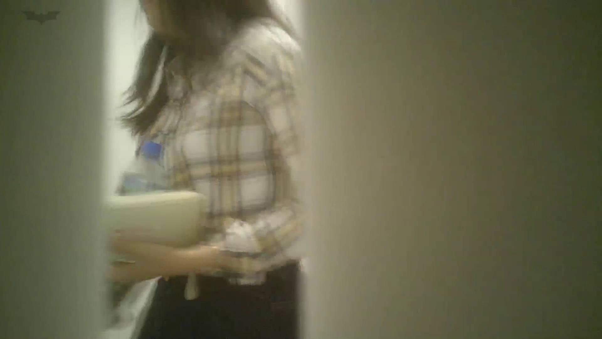有名大学女性洗面所 vol.50 個室には3つの「目」があるみたいです。 潜入 オメコ動画キャプチャ 49画像 13