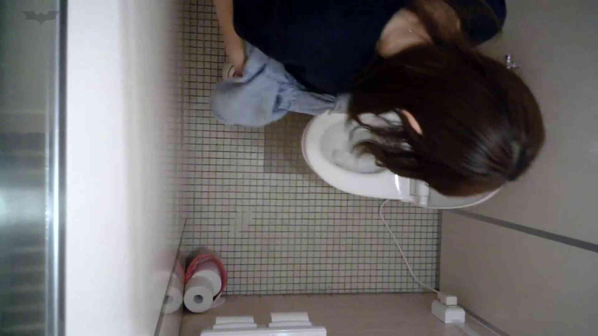 有名大学女性洗面所 vol.50 個室には3つの「目」があるみたいです。 和式で・・・ 戯れ無修正画像 49画像 46