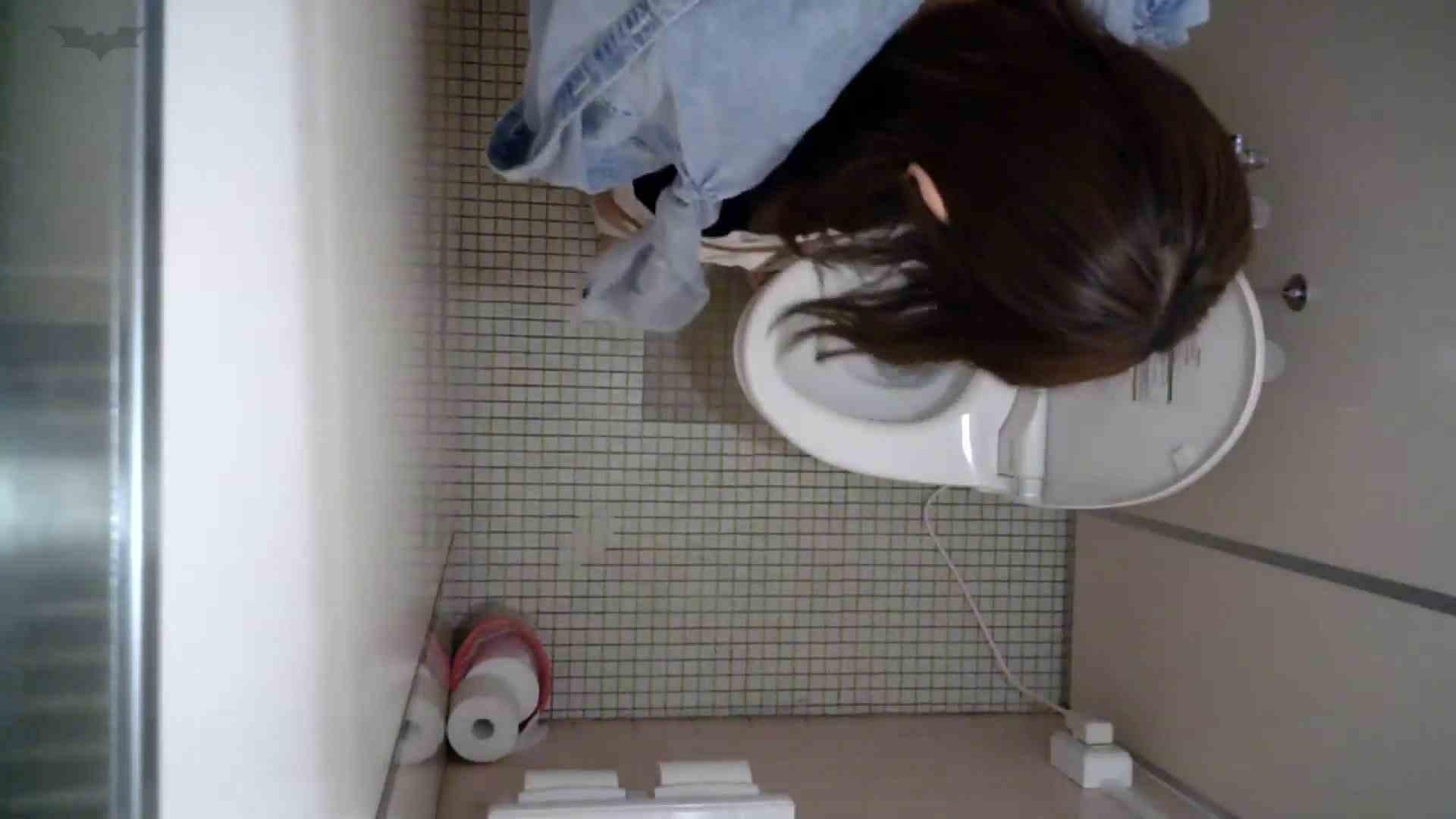 有名大学女性洗面所 vol.50 個室には3つの「目」があるみたいです。 排泄 スケベ動画紹介 49画像 47