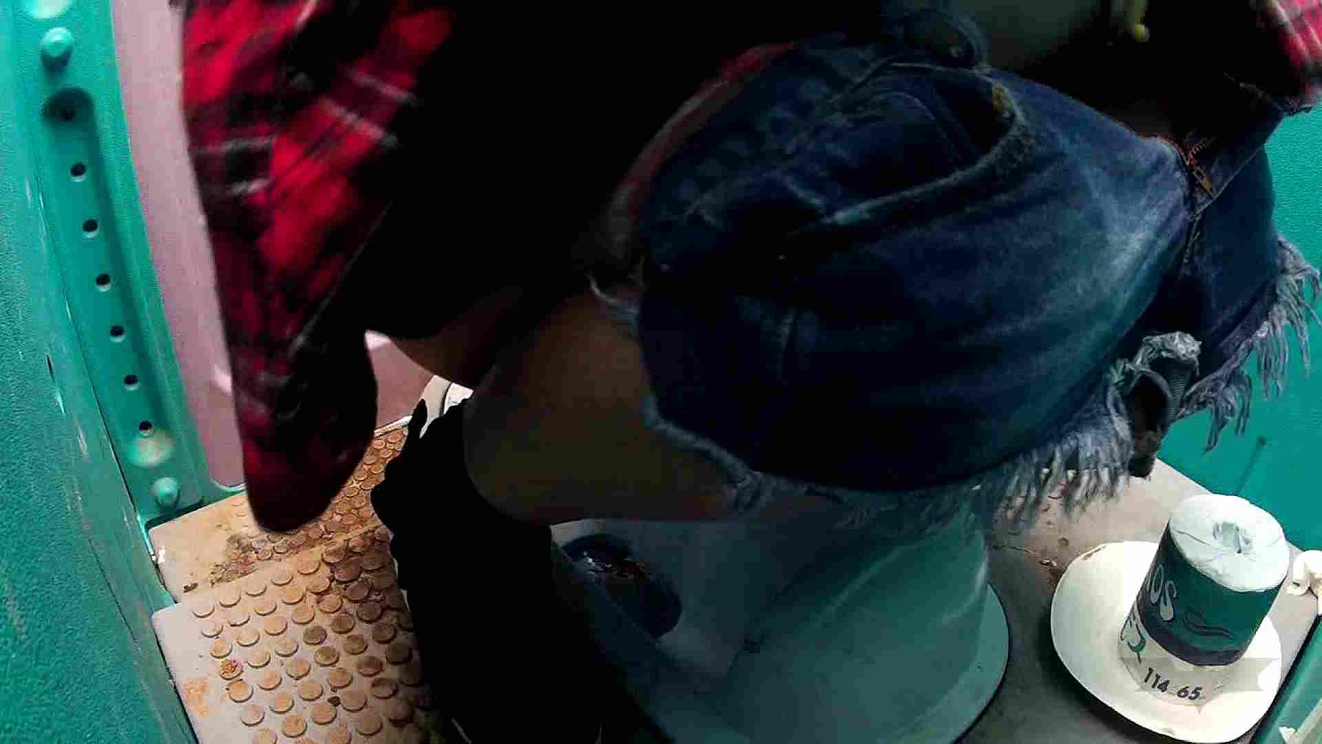 痴態洗面所 Vol.06 中が「マジヤバいヨネ!」洗面所 盛合せ | ギャル攻め  84画像 36
