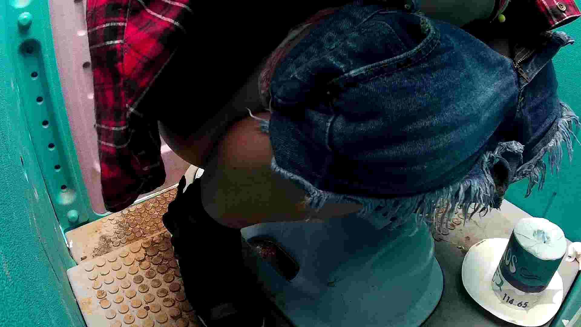痴態洗面所 Vol.06 中が「マジヤバいヨネ!」洗面所 お姉さん攻略 オマンコ動画キャプチャ 84画像 37
