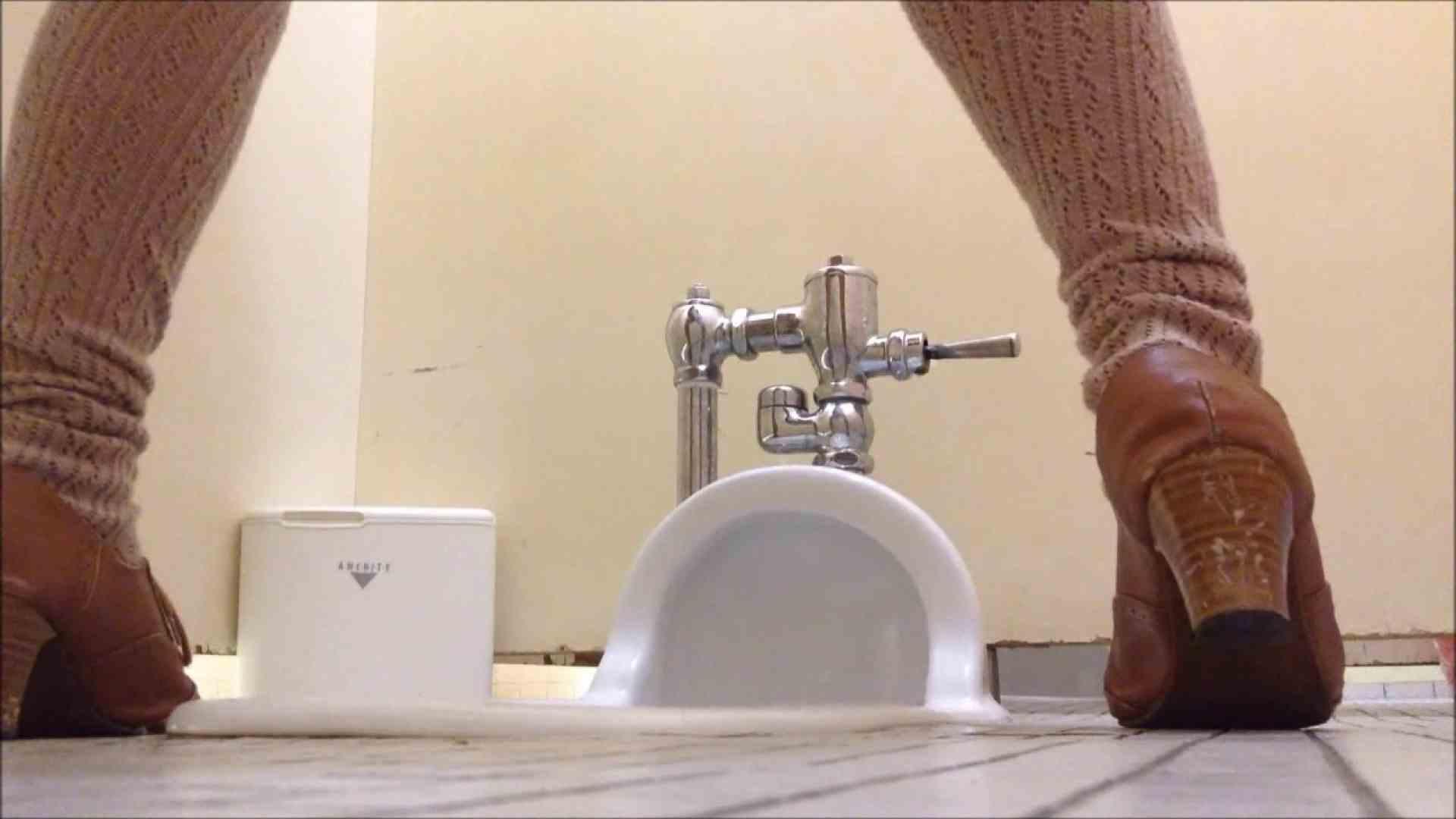 某有名大学女性洗面所 vol.02 和式で・・・ ぱこり動画紹介 83画像 52