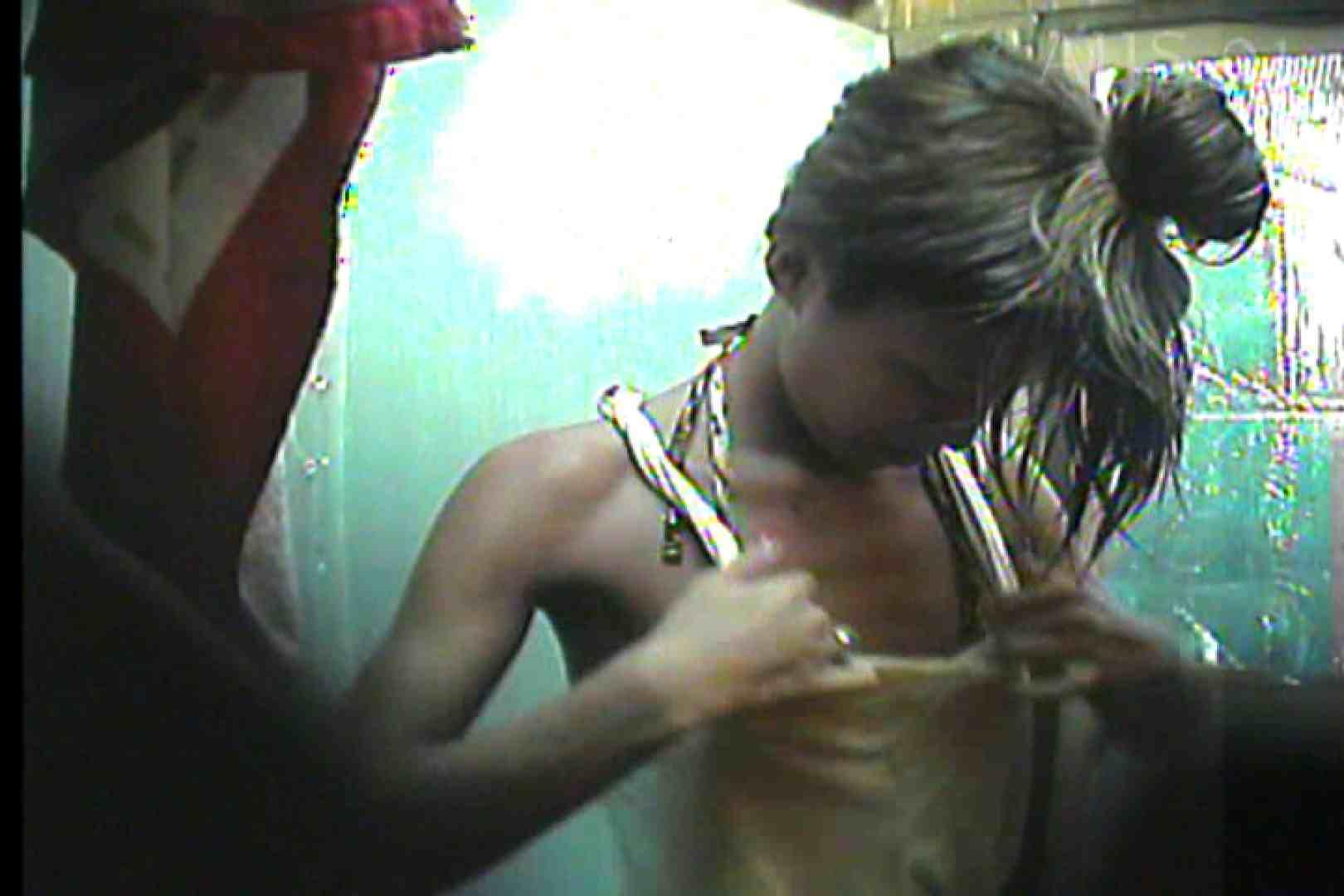 海の家の更衣室 Vol.05 シャワー室 ワレメ無修正動画無料 82画像 5