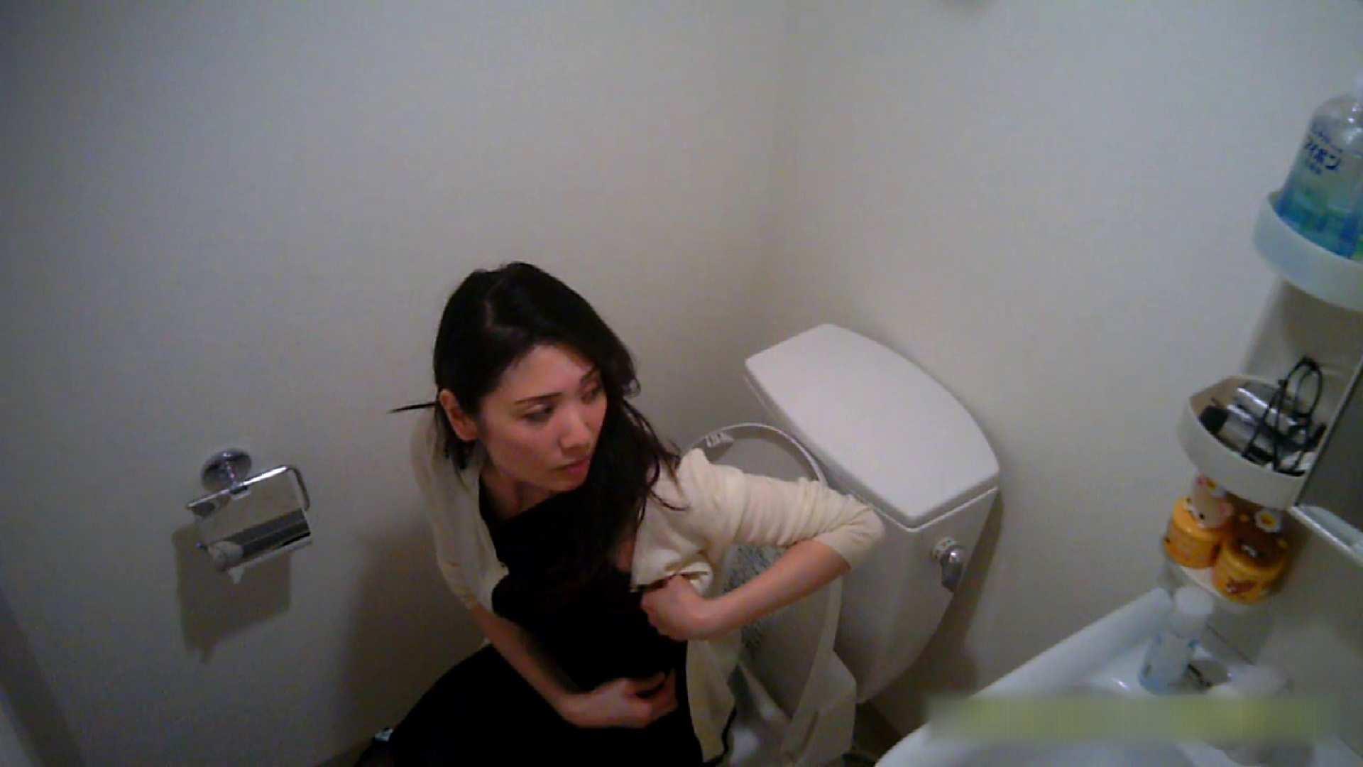 清楚な顔してかなり敏感なE子25歳(仮名)Vol.04 トイレ編 高画質 戯れ無修正画像 62画像 14