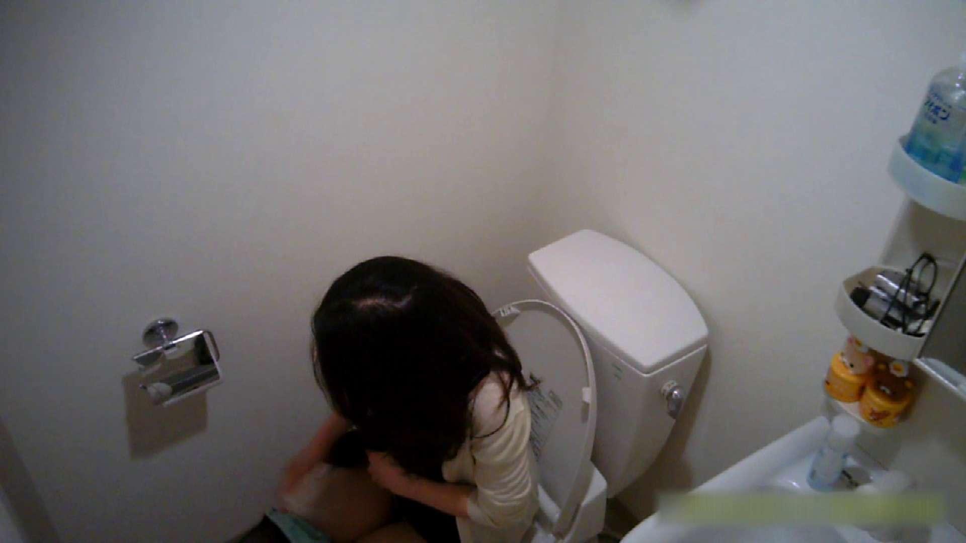 清楚な顔してかなり敏感なE子25歳(仮名)Vol.04 トイレ編 高画質 戯れ無修正画像 62画像 18