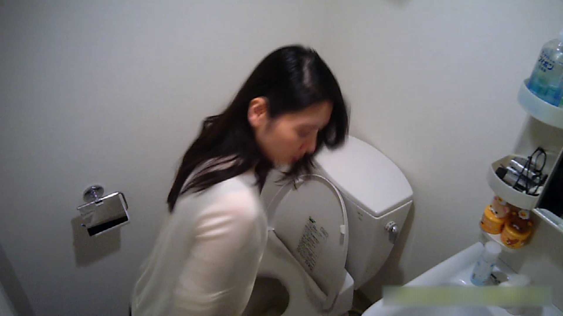 清楚な顔してかなり敏感なE子25歳(仮名)Vol.04 トイレ編 高画質 戯れ無修正画像 62画像 22
