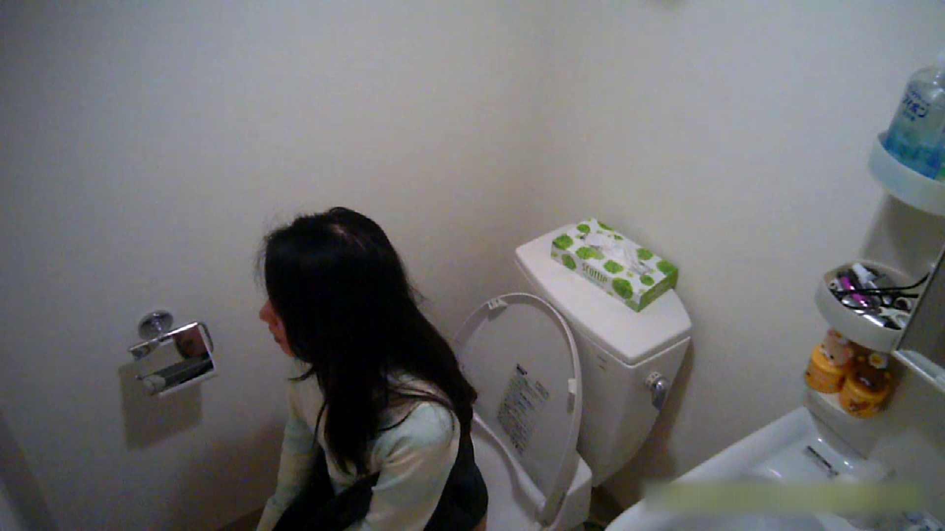 清楚な顔してかなり敏感なE子25歳(仮名)Vol.04 トイレ編 洗面所  62画像 28