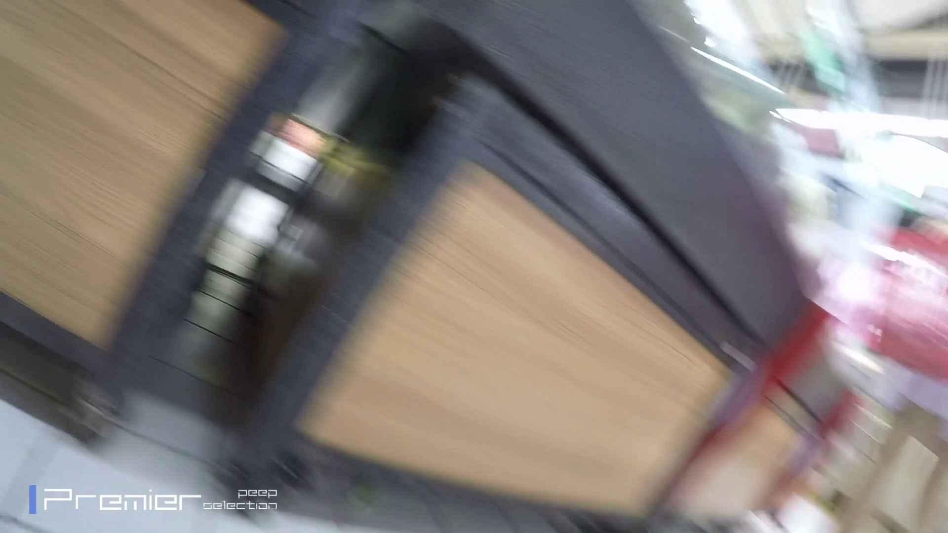 お嬢様風の乙女 食い込む黒パン 美女の下半身を粘着撮り! Vol.02 パンチラ オメコ無修正動画無料 94画像 3