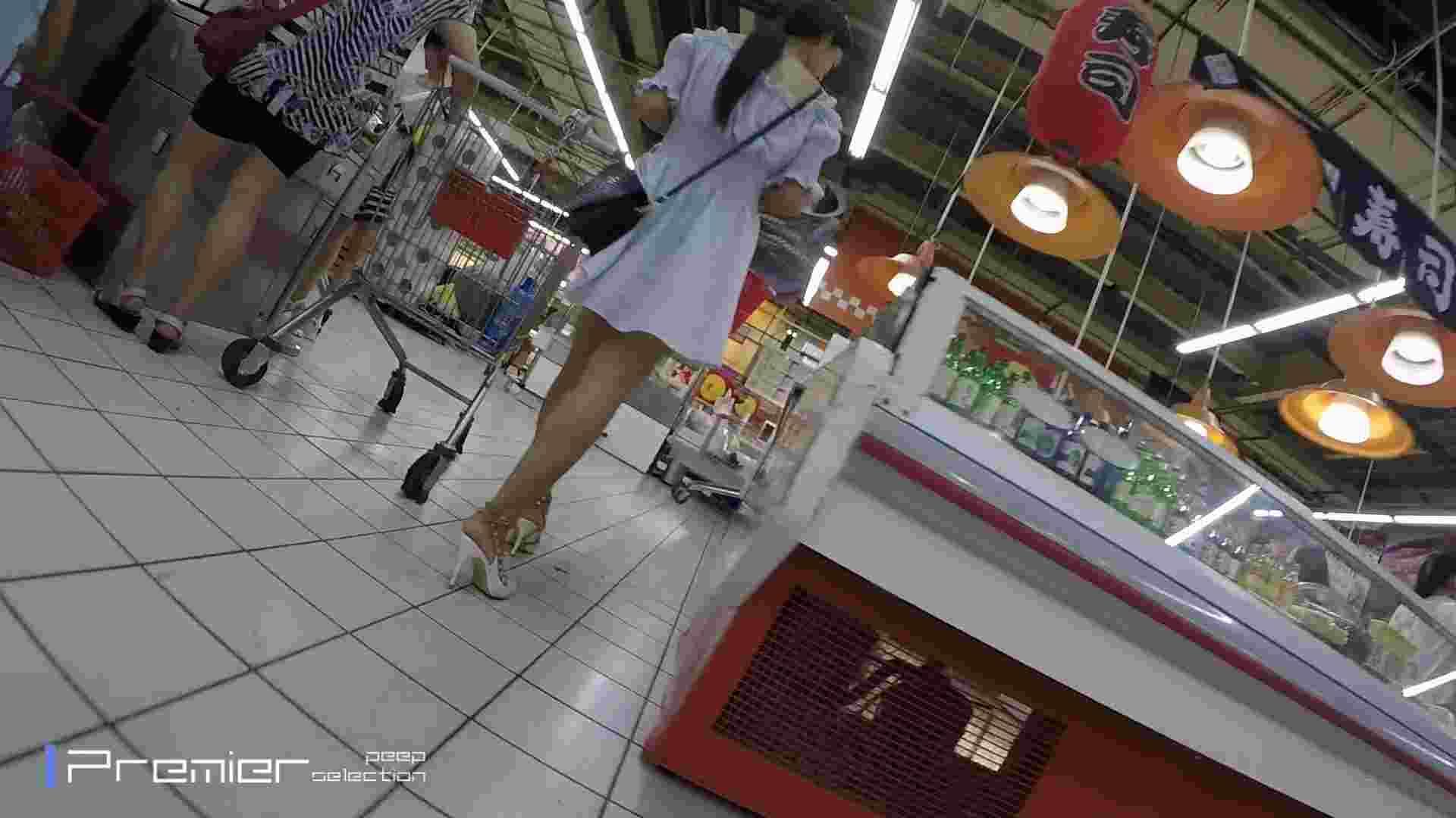 お嬢様風の乙女 食い込む黒パン 美女の下半身を粘着撮り! Vol.02 お姉さん攻略 | リベンジ  94画像 50