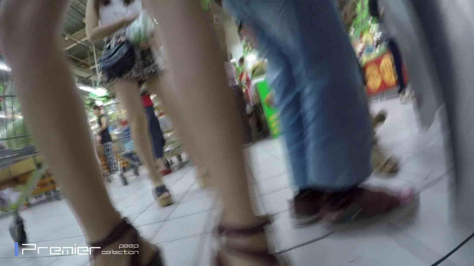 美女の下半身を粘着撮り!卑猥なパンチラ Vol.05 丸見え AV無料 61画像 9