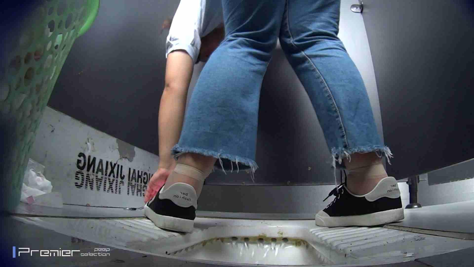 滴り落ちる聖水 大学休憩時間の洗面所事情42 美女 オマンコ動画キャプチャ 66画像 43