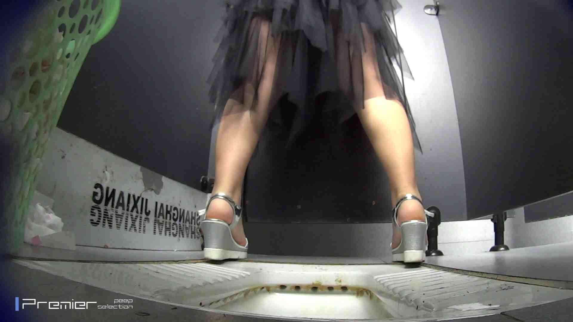 滴り落ちる聖水 大学休憩時間の洗面所事情42 美女 オマンコ動画キャプチャ 66画像 65
