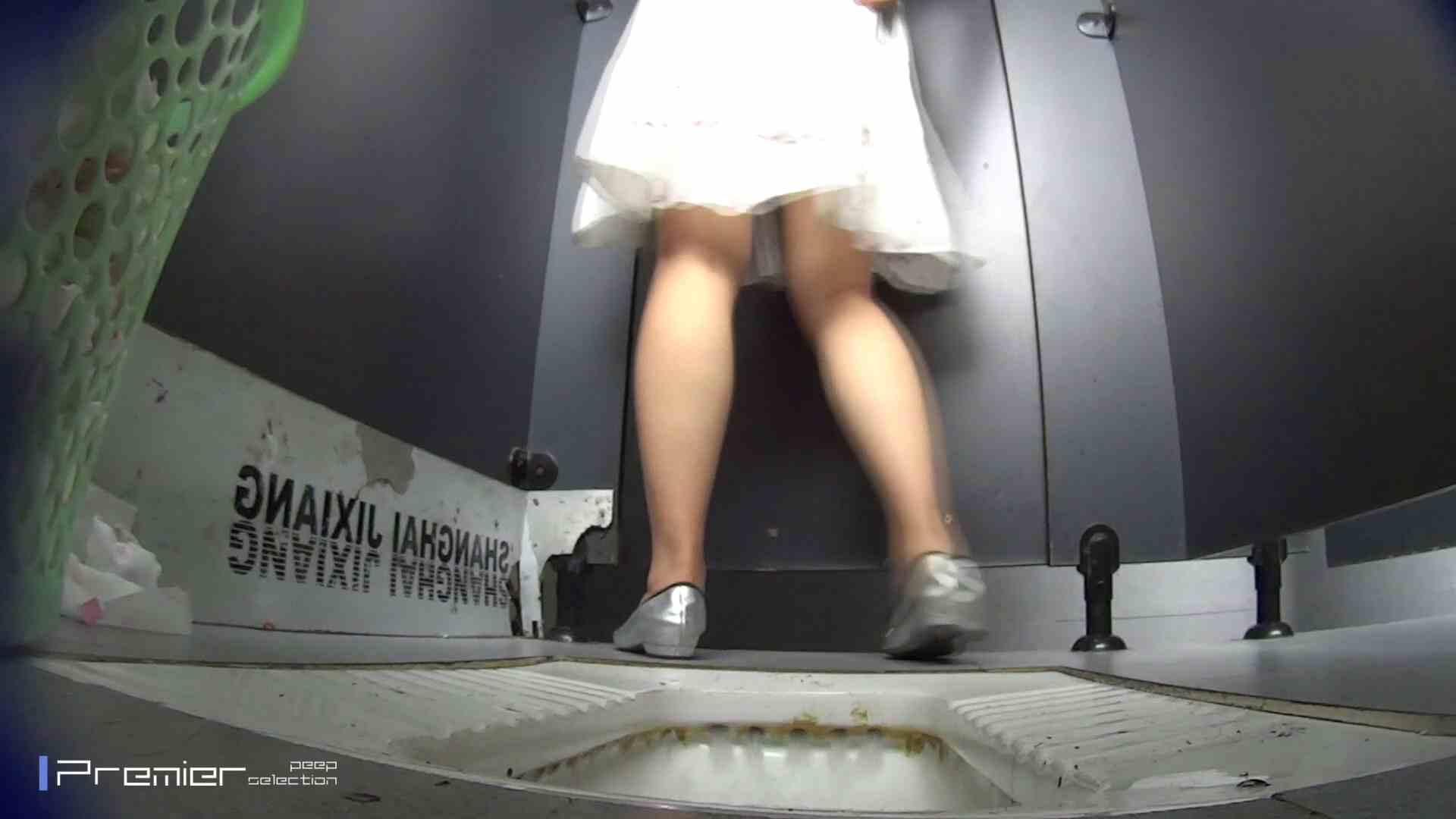 おまたの下から覗く顔 大学休憩時間の洗面所事情43 丸見え エロ無料画像 65画像 36