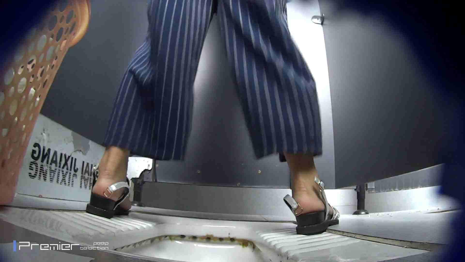 びゅーっと!オシッコ放出 大学休憩時間の洗面所事情47 細身女性 スケベ動画紹介 104画像 38
