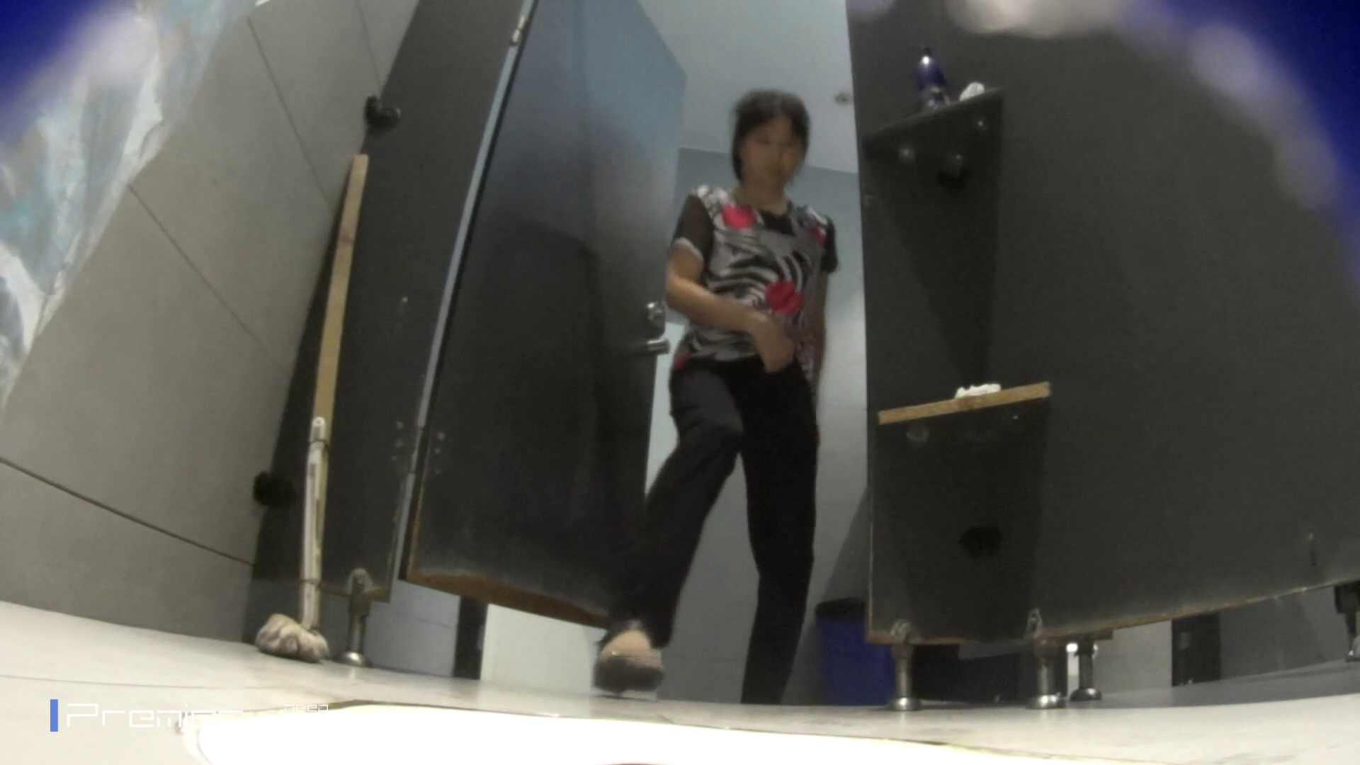 ショートカット黒髪お女市さん 大学休憩時間の洗面所事情61 丸見え おまんこ動画流出 48画像 2