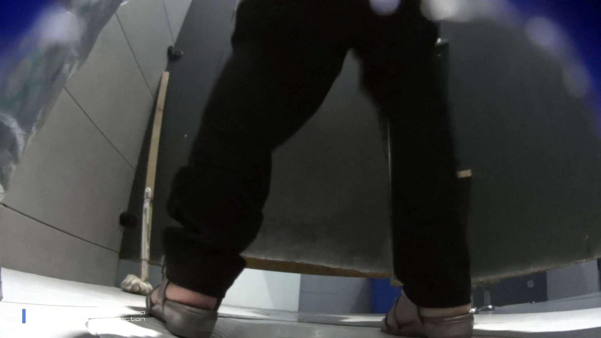 ショートカット黒髪お女市さん 大学休憩時間の洗面所事情61 高評価 オマンコ動画キャプチャ 48画像 9