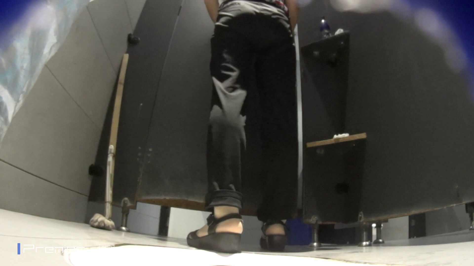 ショートカット黒髪お女市さん 大学休憩時間の洗面所事情61 高評価 オマンコ動画キャプチャ 48画像 21