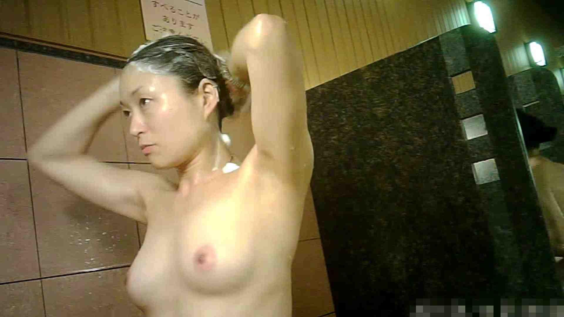 No.1 洗い場!!とっても綺麗な身体のお女市さん、乳首も綺麗です。 銭湯着替え ワレメ無修正動画無料 98画像 30