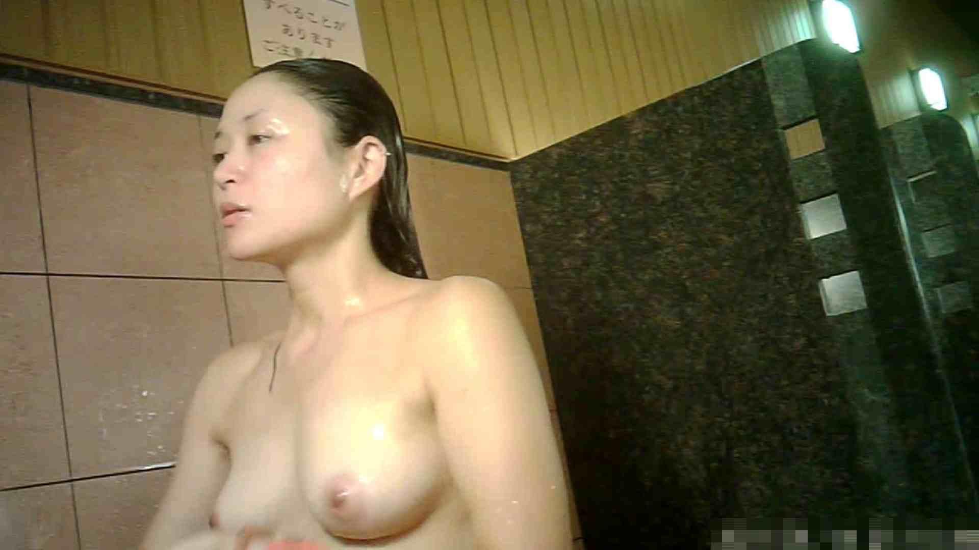 No.1 洗い場!!とっても綺麗な身体のお女市さん、乳首も綺麗です。 女湯 戯れ無修正画像 98画像 37