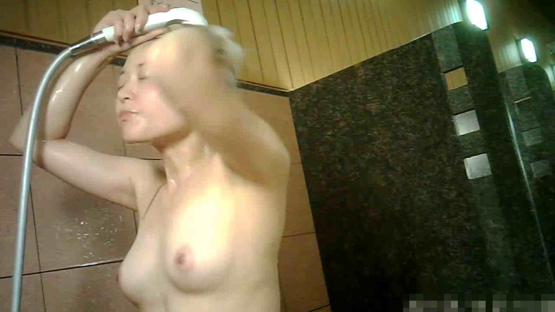 No.1 洗い場!!とっても綺麗な身体のお女市さん、乳首も綺麗です。 銭湯着替え ワレメ無修正動画無料 98画像 38