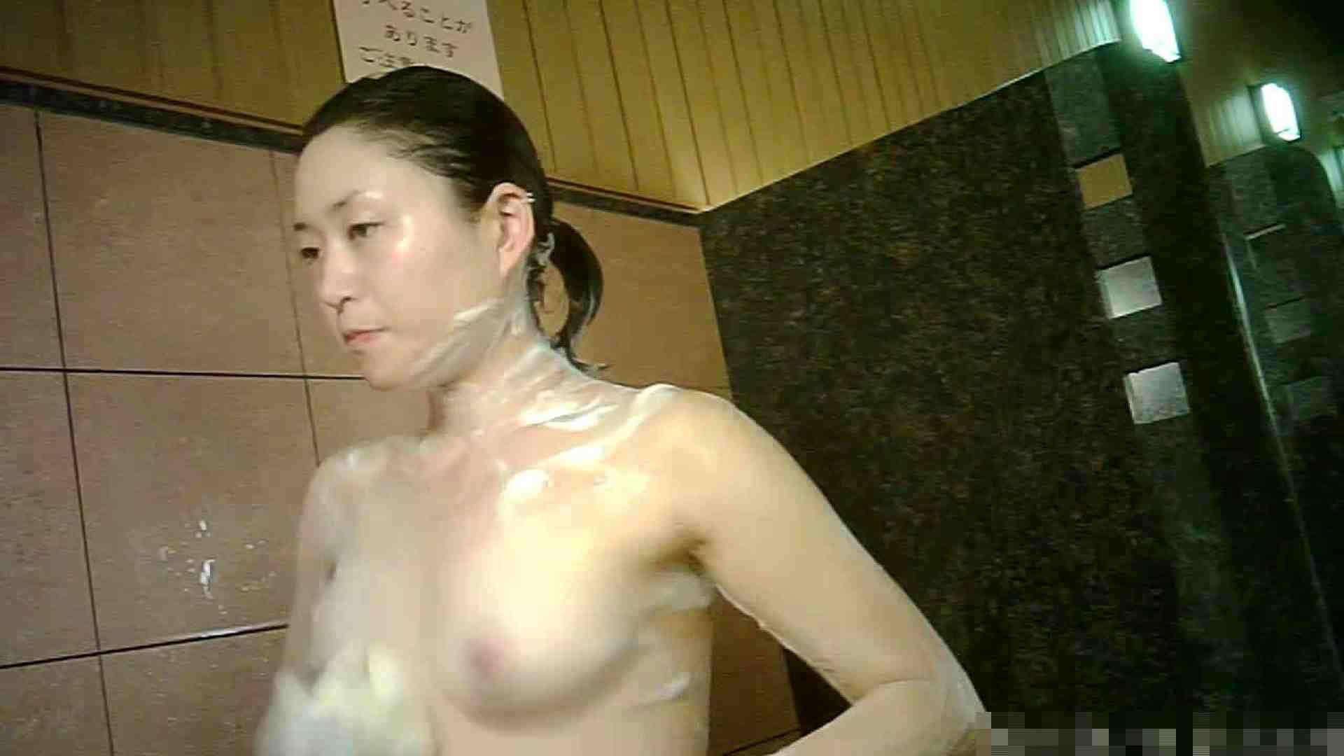 No.1 洗い場!!とっても綺麗な身体のお女市さん、乳首も綺麗です。 銭湯着替え ワレメ無修正動画無料 98画像 62