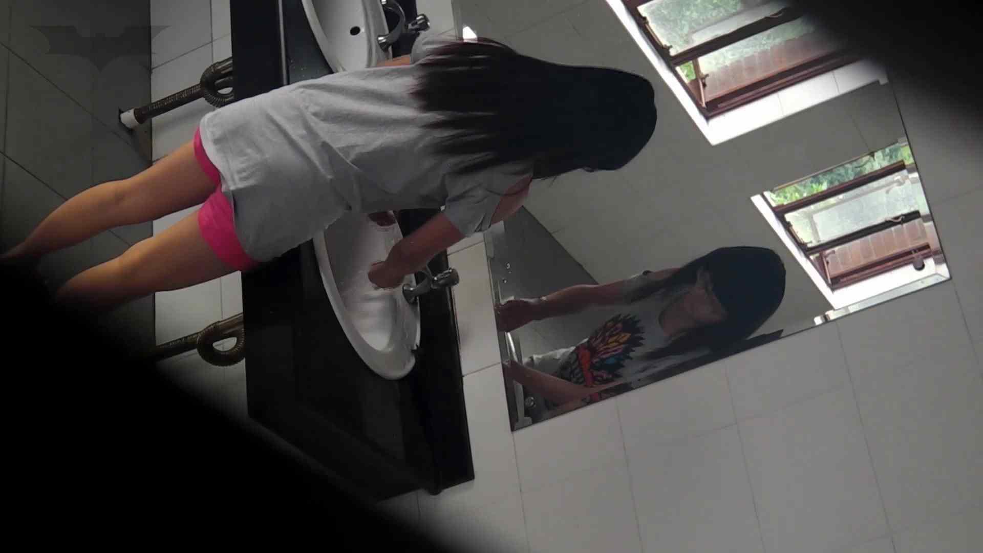 潜入!!台湾名門女学院 Vol.04 二ケツ同時撮り!! ギャル攻め SEX無修正画像 108画像 11