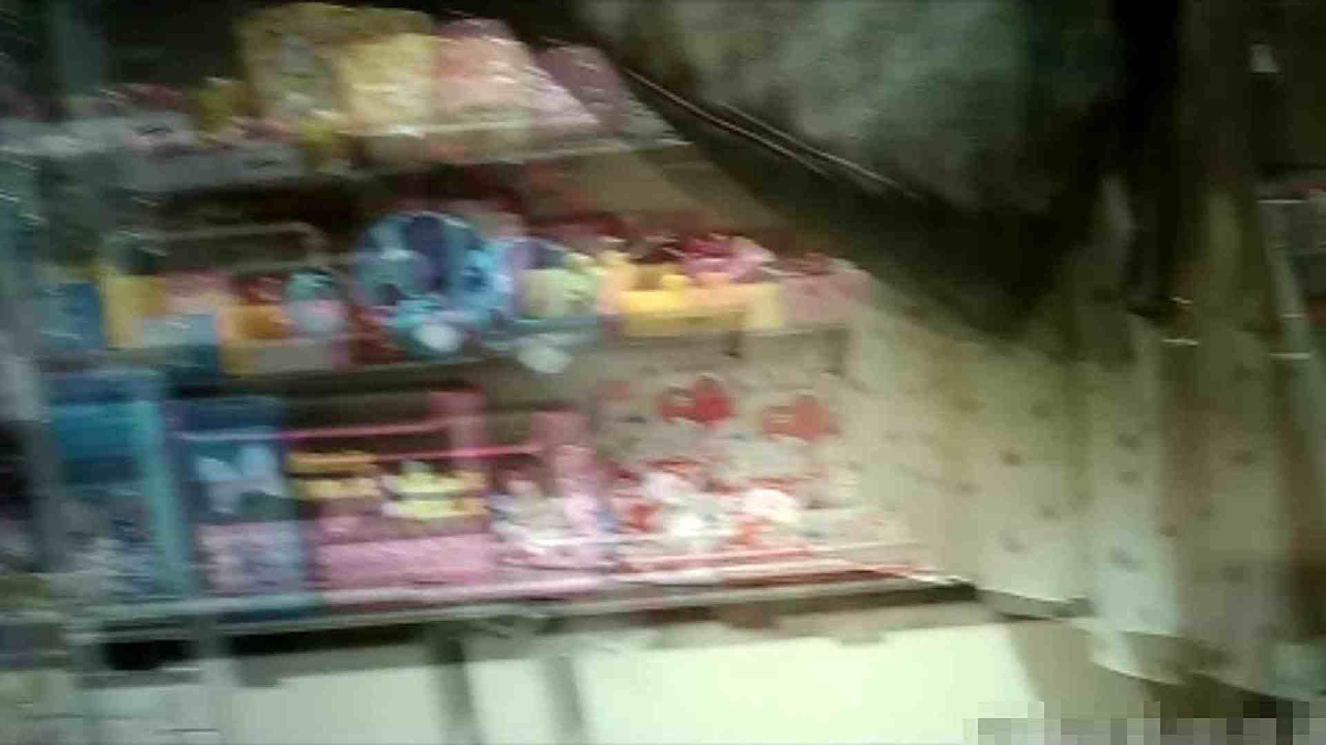 NO.5 意外に豊満な胸の雑貨屋で物色中のお女市さん チラ   胸チラハミ胸  72画像 17