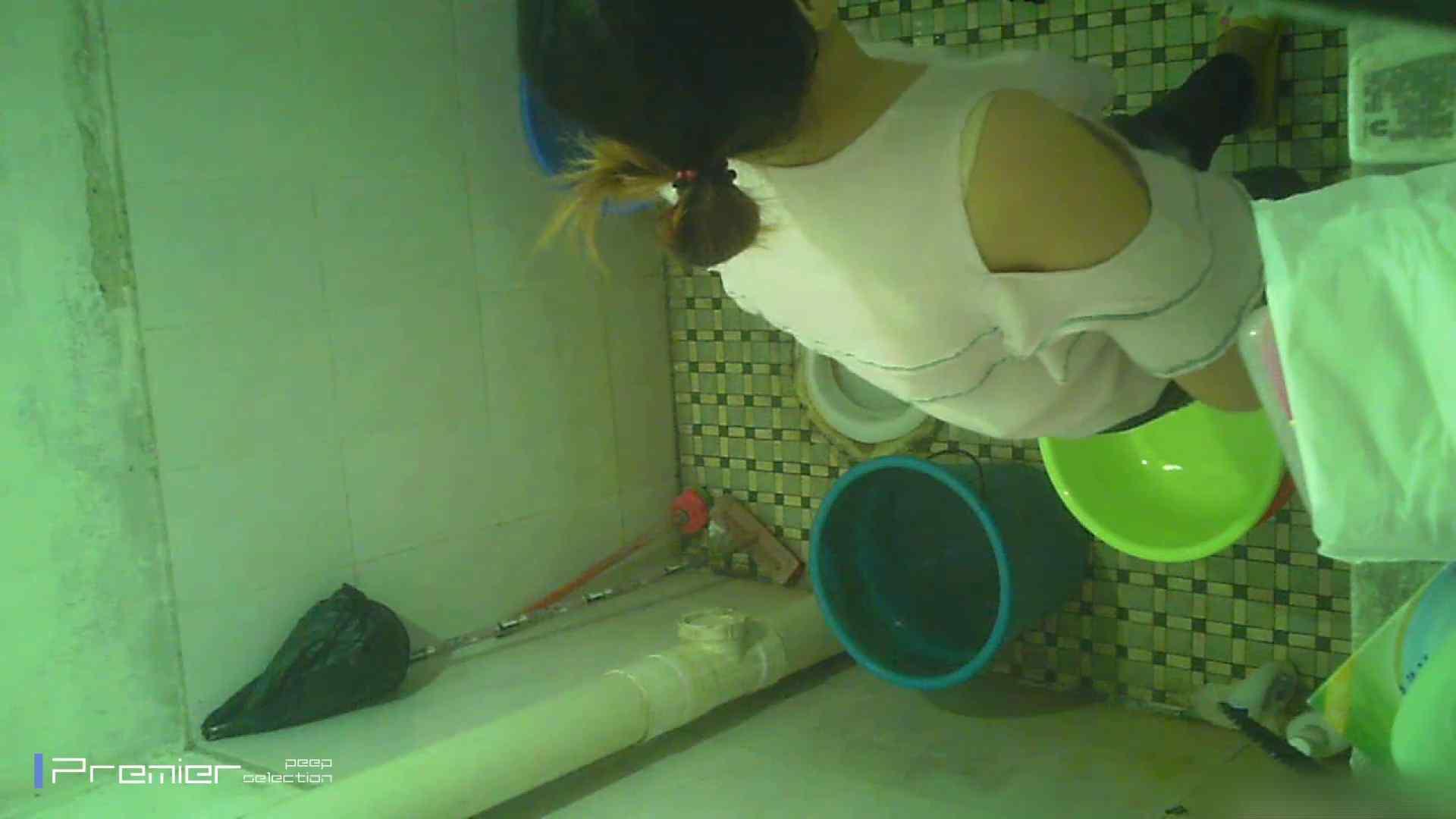 美女の痴態に密着!洗面所で入浴!  細身女性 セックス画像 87画像 4