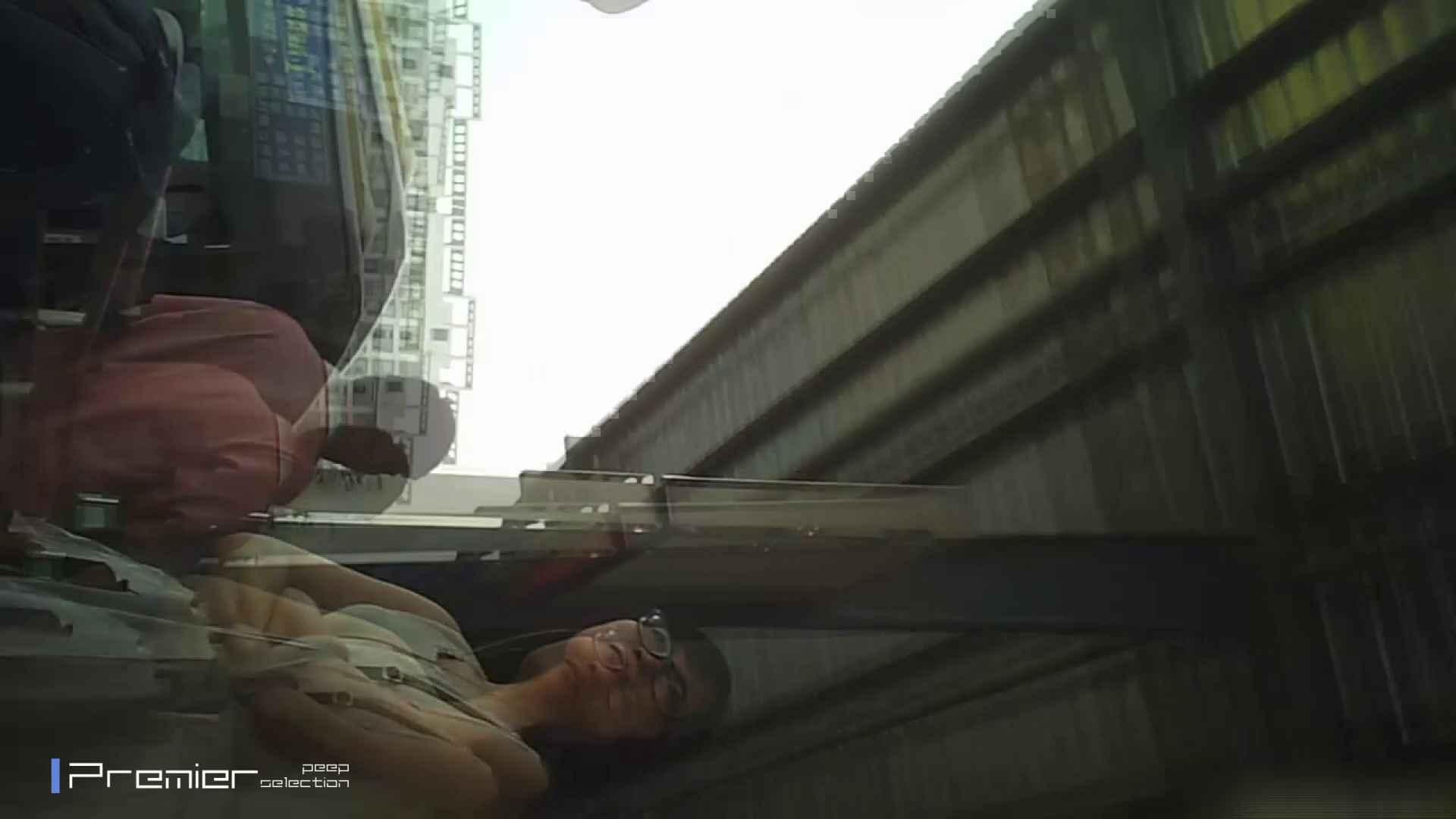 美女の痴態に密着!ギャルのパンチラVol.07 白のフリフリスカートの中 細身女性 おまんこ無修正動画無料 101画像 57