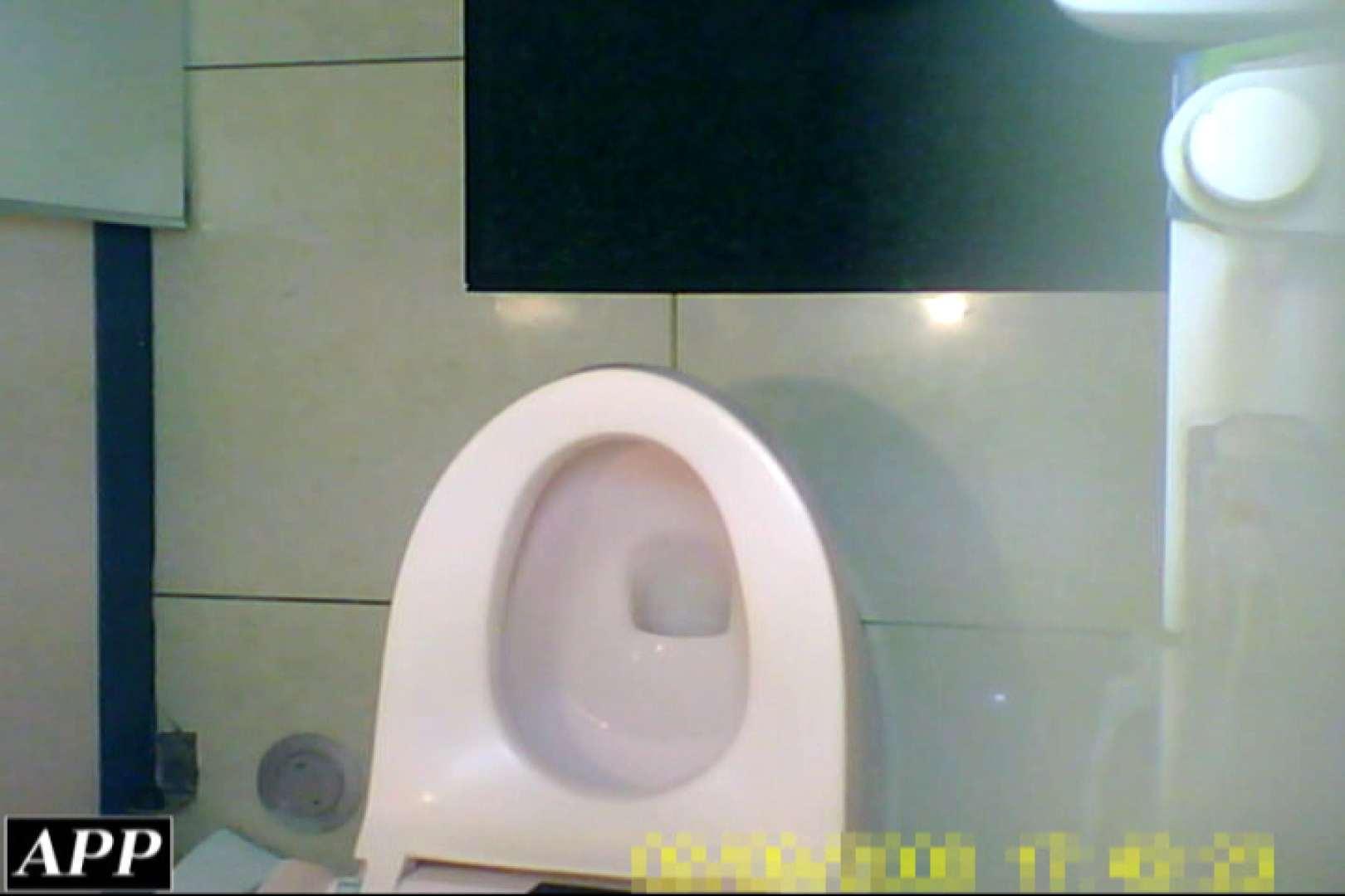 3視点洗面所 vol.09 丸見え | 肛門攻め  106画像 15