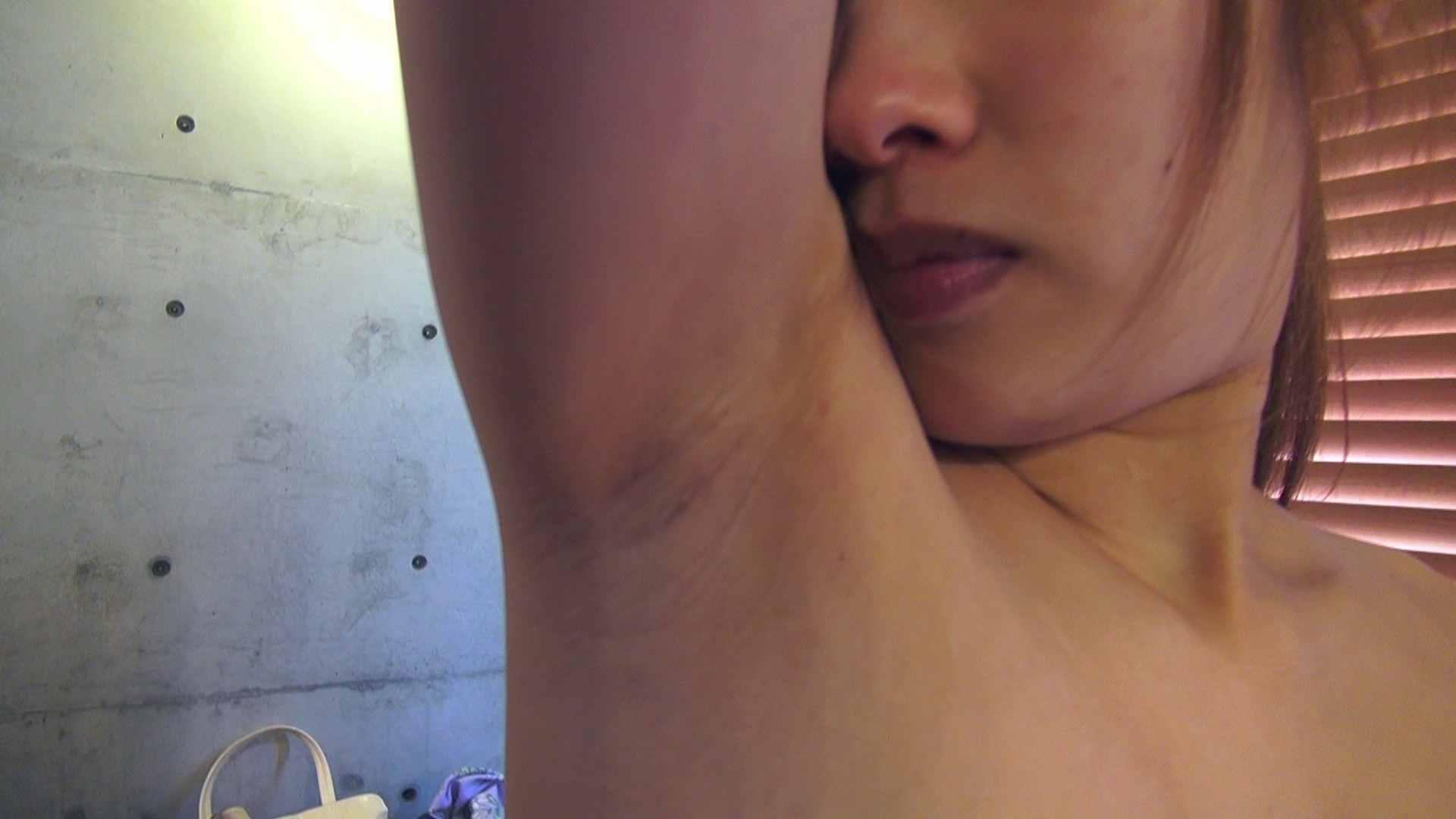 vol.6 カメラ目線で腋の接写 要望受付 性交動画流出 86画像 43