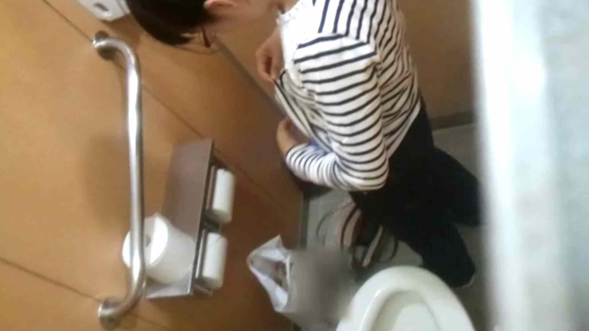 化粧室絵巻 商い場編 VOL.12 お姉さん攻略 性交動画流出 73画像 18