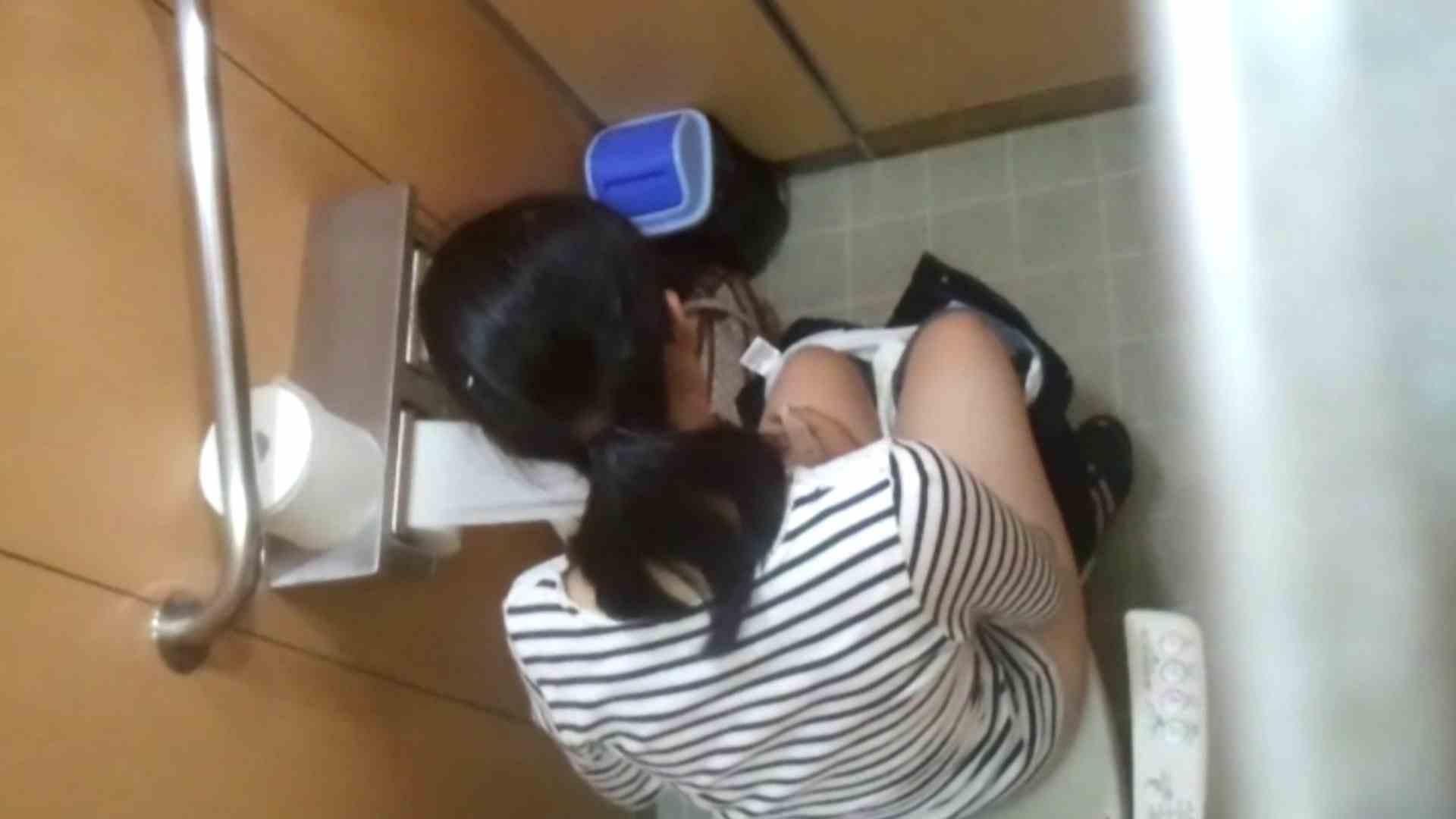 化粧室絵巻 商い場編 VOL.12 お姉さん攻略 性交動画流出 73画像 63