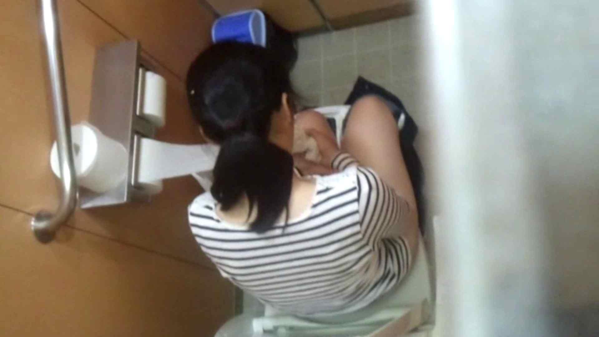 化粧室絵巻 商い場編 VOL.12 お姉さん攻略 性交動画流出 73画像 68