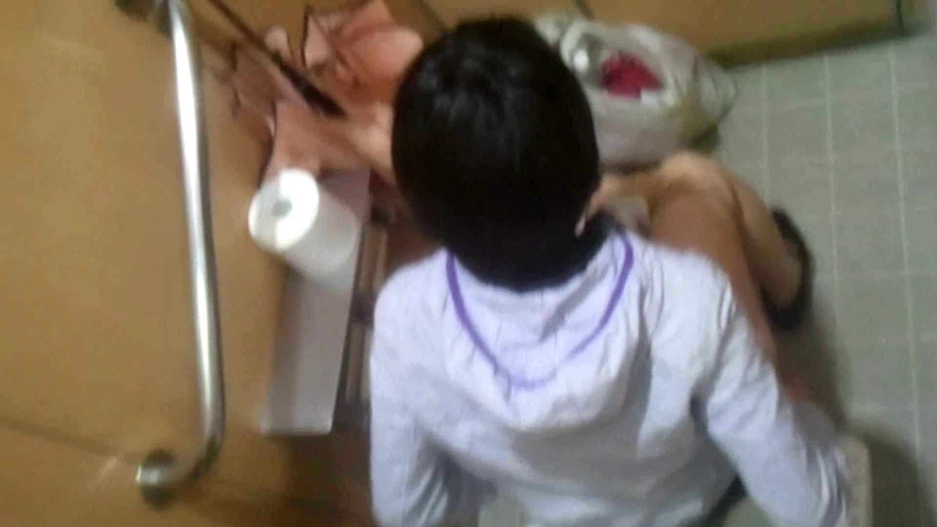 化粧室絵巻 商い場編 VOL.13 洗面所 おまんこ動画流出 95画像 3