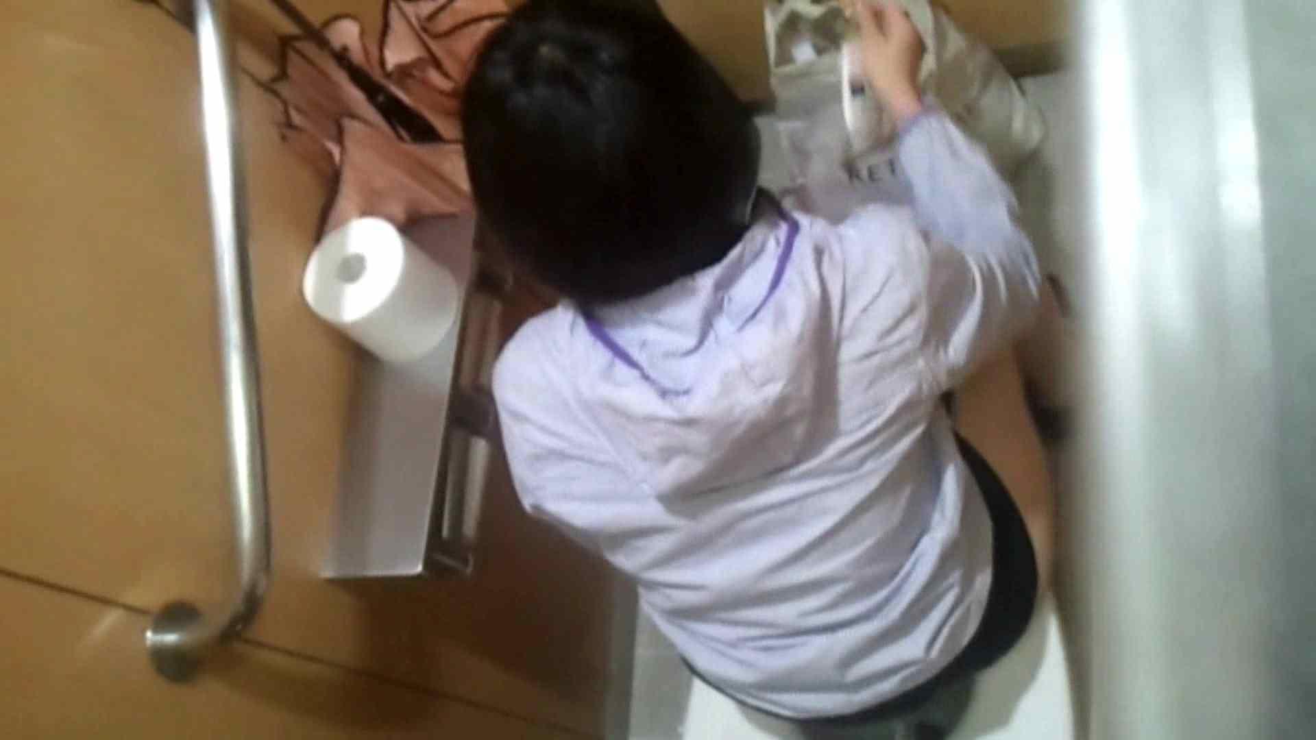 化粧室絵巻 商い場編 VOL.13 洗面所 おまんこ動画流出 95画像 28