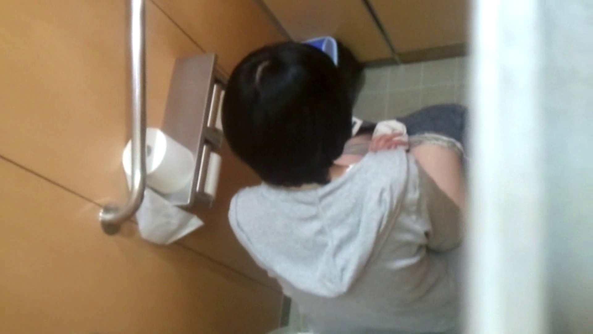 化粧室絵巻 商い場編 VOL.14 高画質   お姉さん攻略  58画像 56