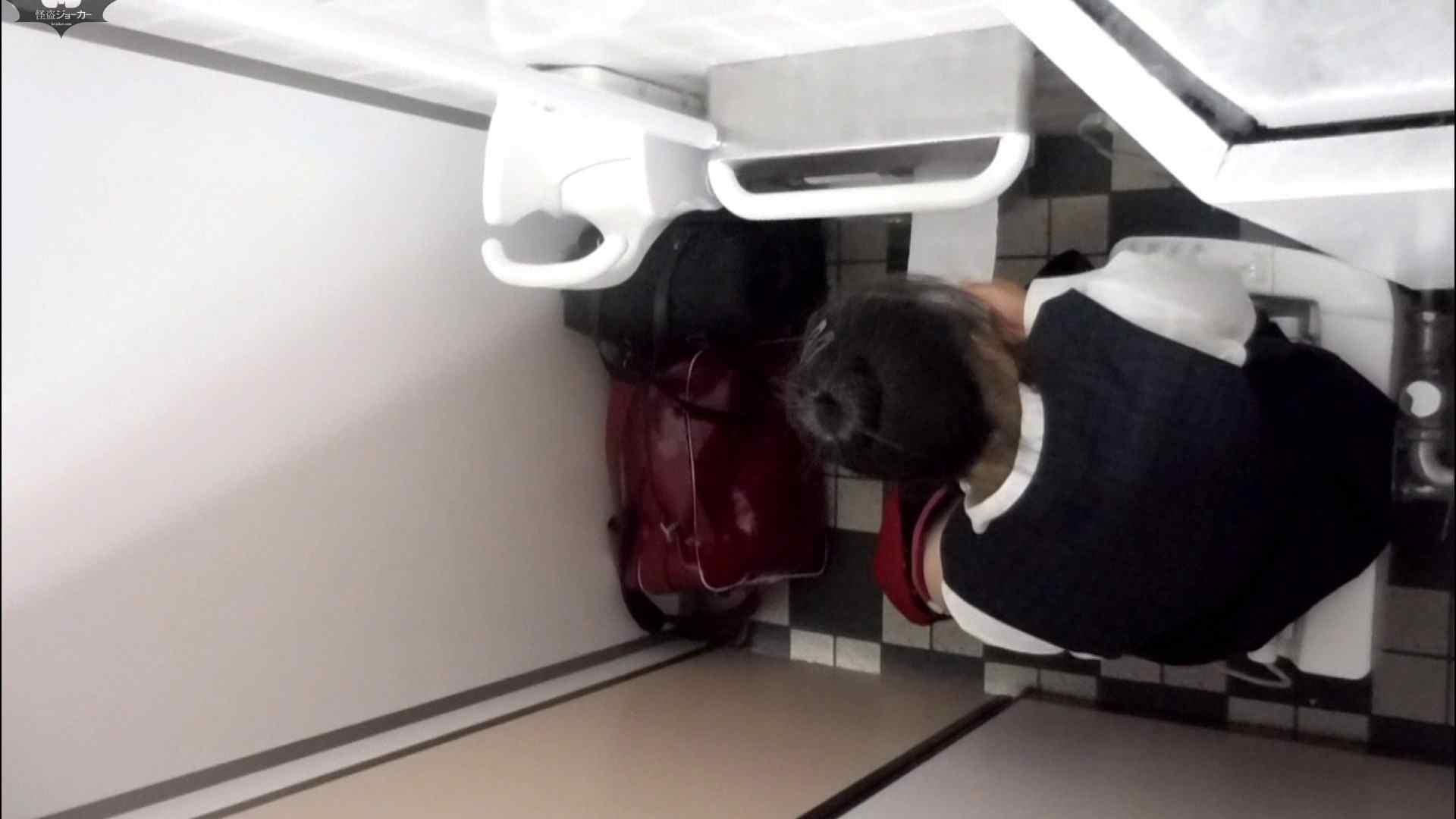 化粧室絵巻 駅舎編 VOL.25 細身女性 オメコ動画キャプチャ 55画像 11