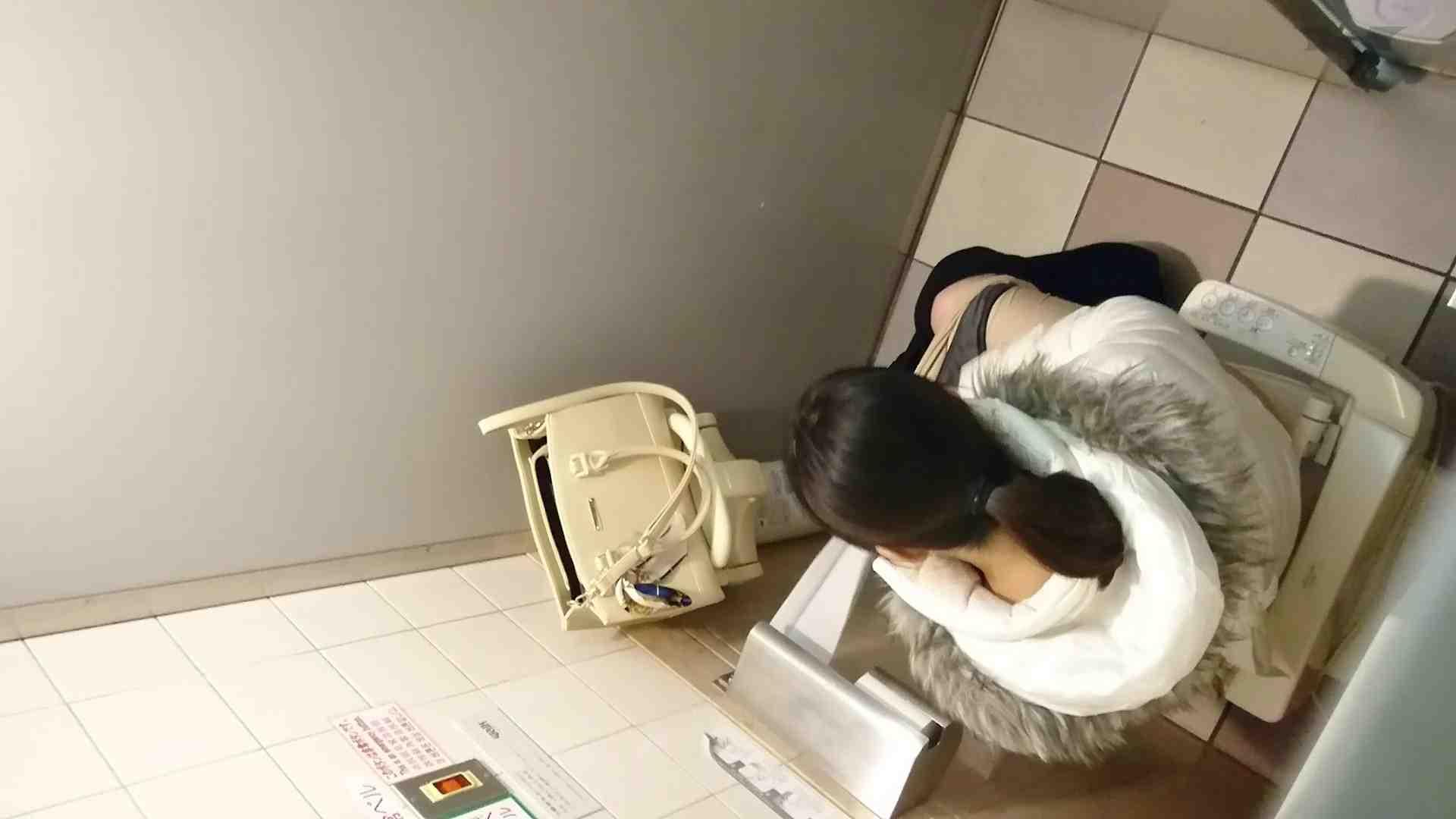 化粧室絵巻 ショッピングモール編 VOL.05 洗面所 おまんこ動画流出 97画像 70