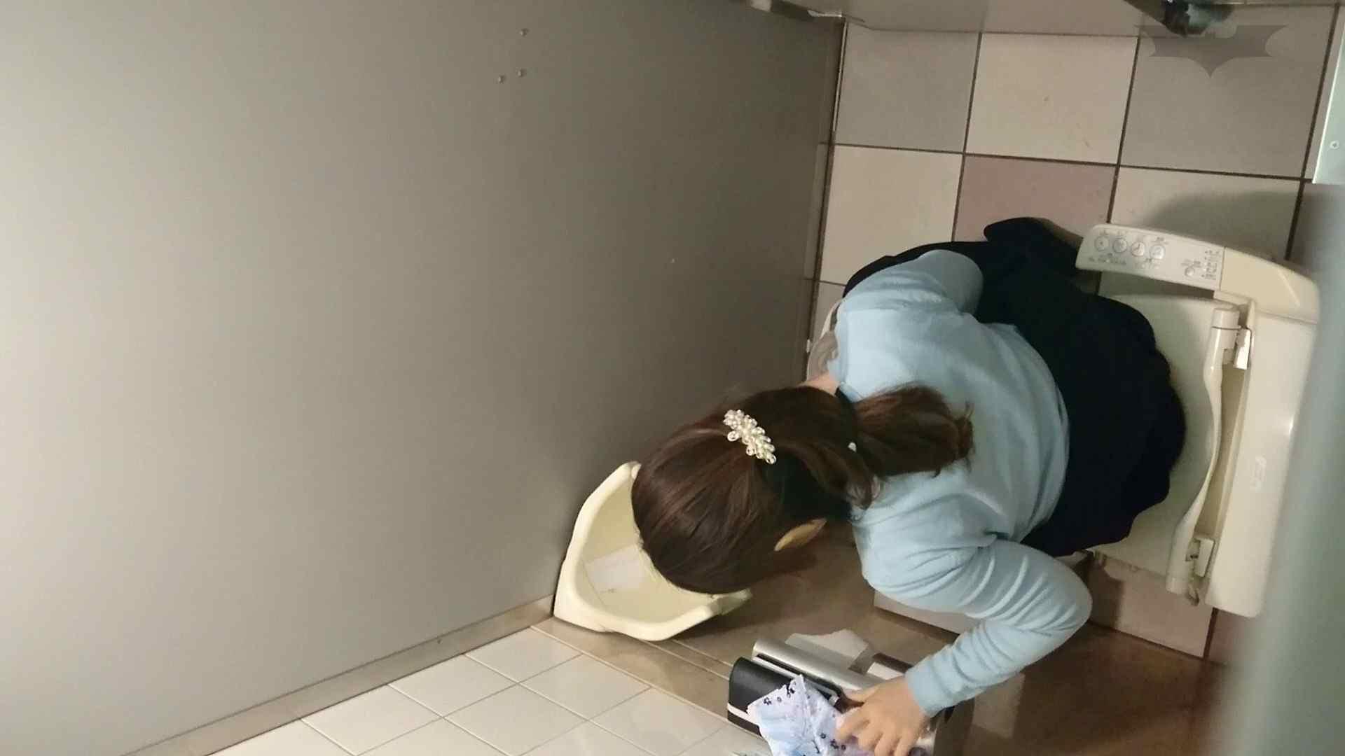 化粧室絵巻 ショッピングモール編 VOL.13 高評価 オメコ動画キャプチャ 89画像 55
