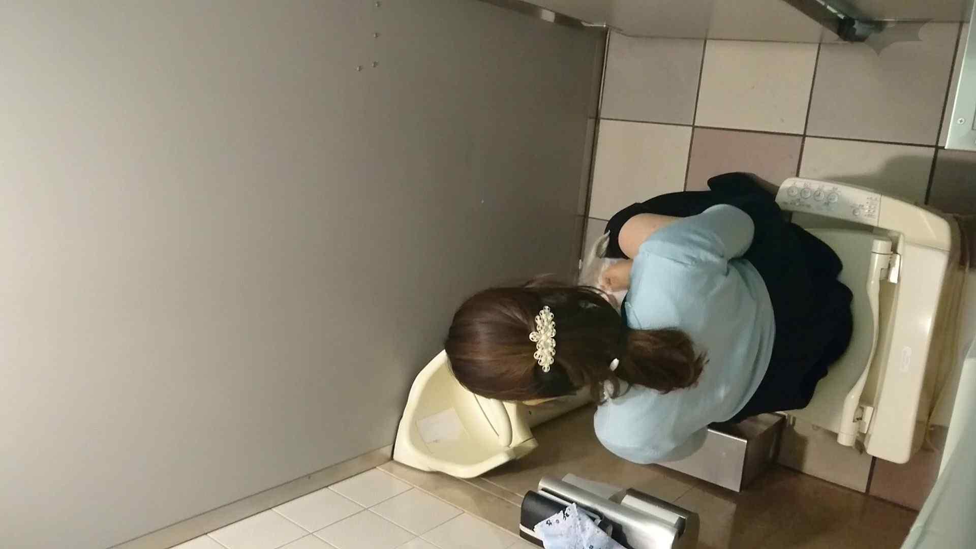 化粧室絵巻 ショッピングモール編 VOL.13 ギャル攻め オメコ動画キャプチャ 89画像 58
