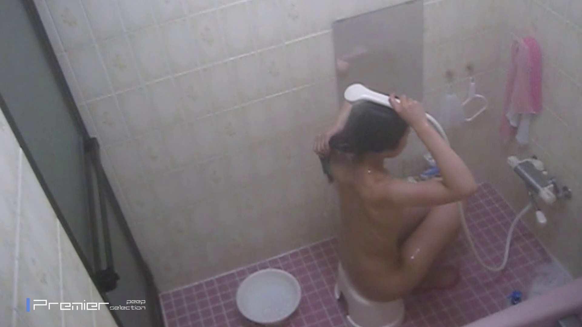 鏡に写る美女バレ盗撮 乙女の風呂場 Vol.10 細身女性 セックス画像 86画像 4