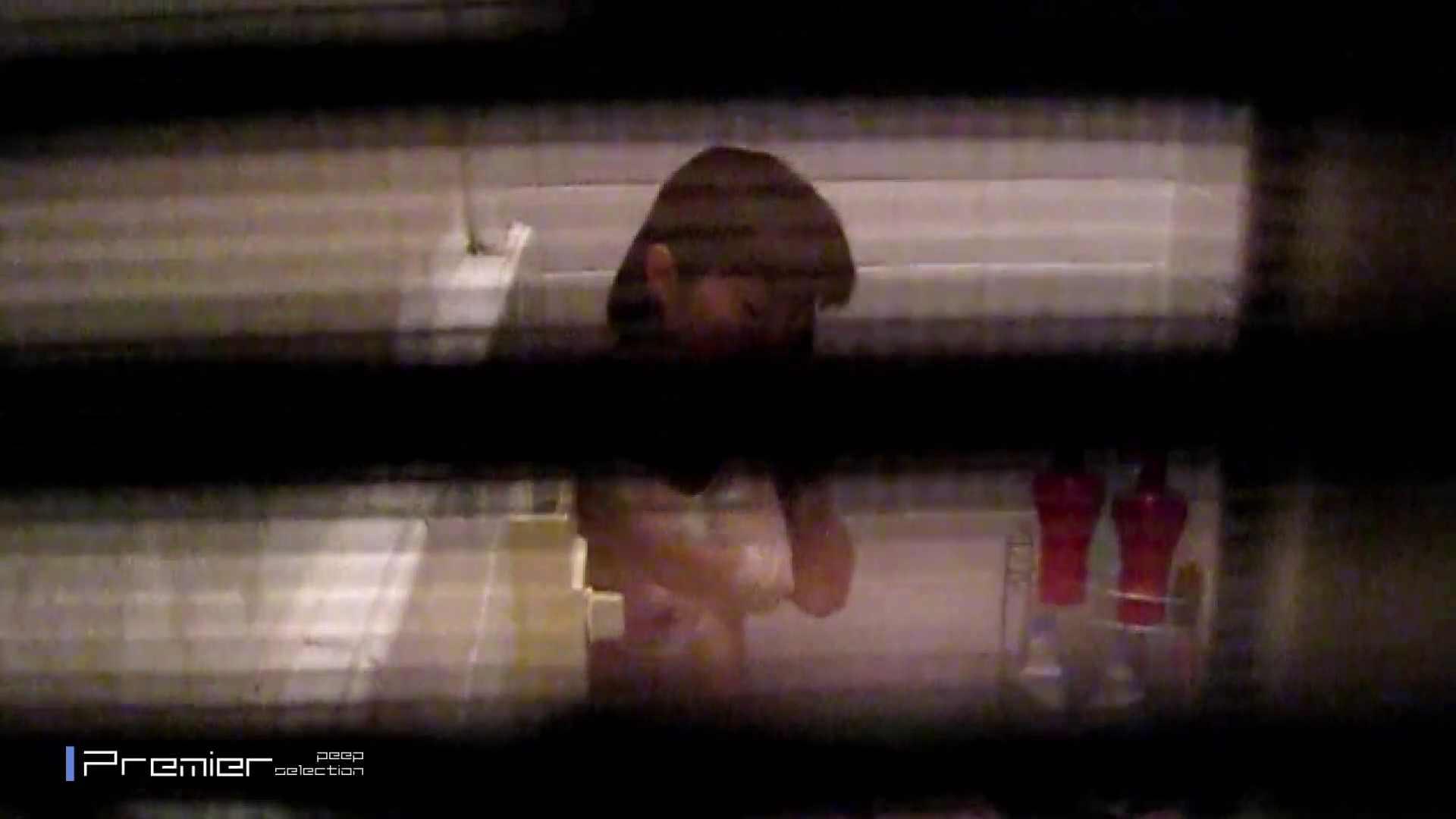 黒髪を洗う美女 乙女の風呂場 Vol.17 細身女性 性交動画流出 69画像 5