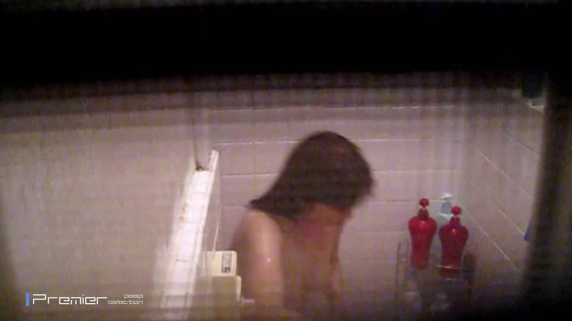 黒髪を洗う美女 乙女の風呂場 Vol.17 高画質  69画像 42