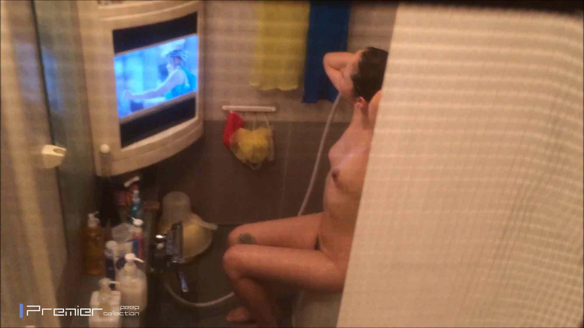 美女のテレビを見ながらの入浴 乙女の風呂場 Vol.21 美乳 セックス画像 111画像 6
