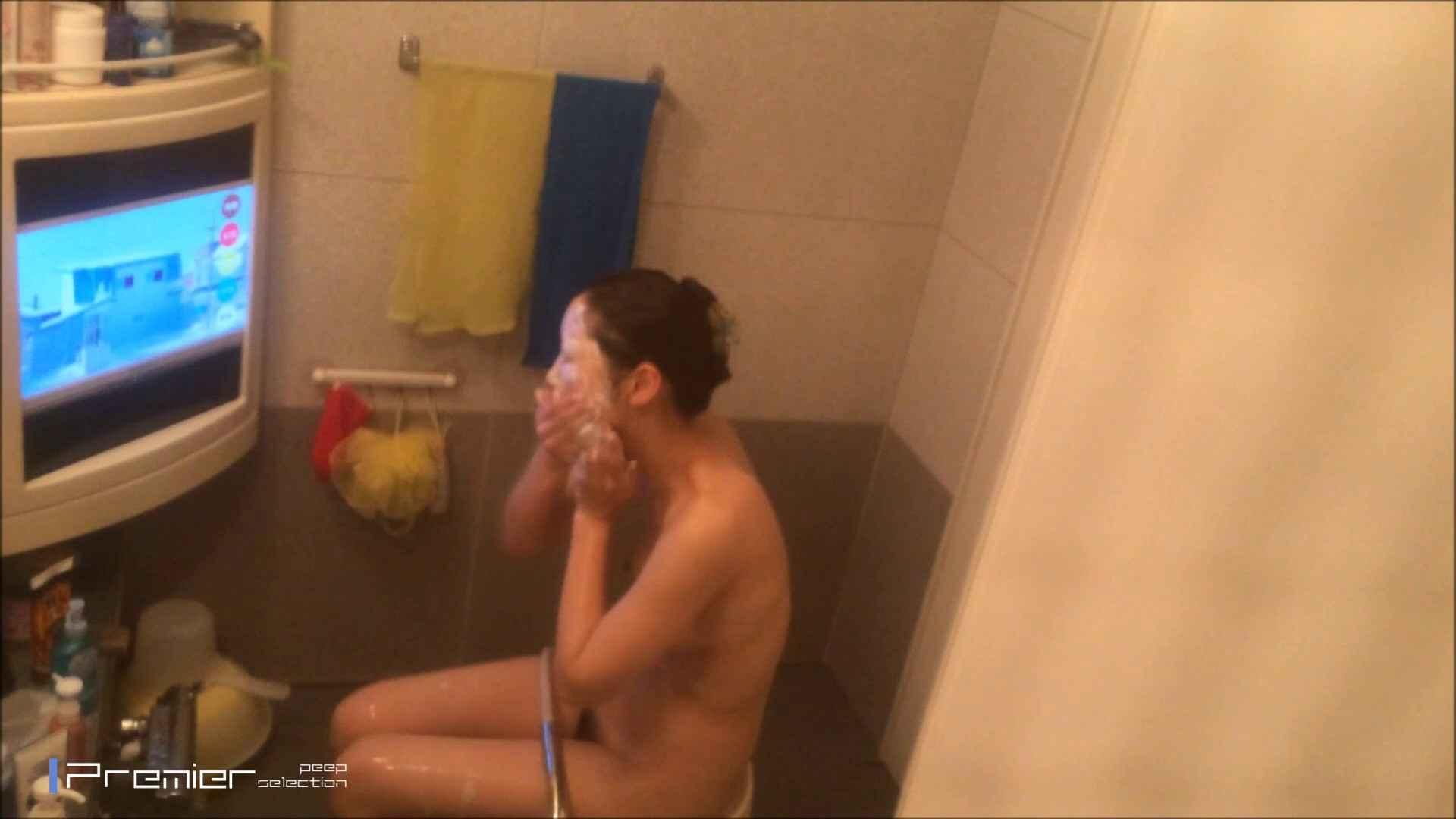 美女のテレビを見ながらの入浴 乙女の風呂場 Vol.21 乙女だって。。。  111画像 15