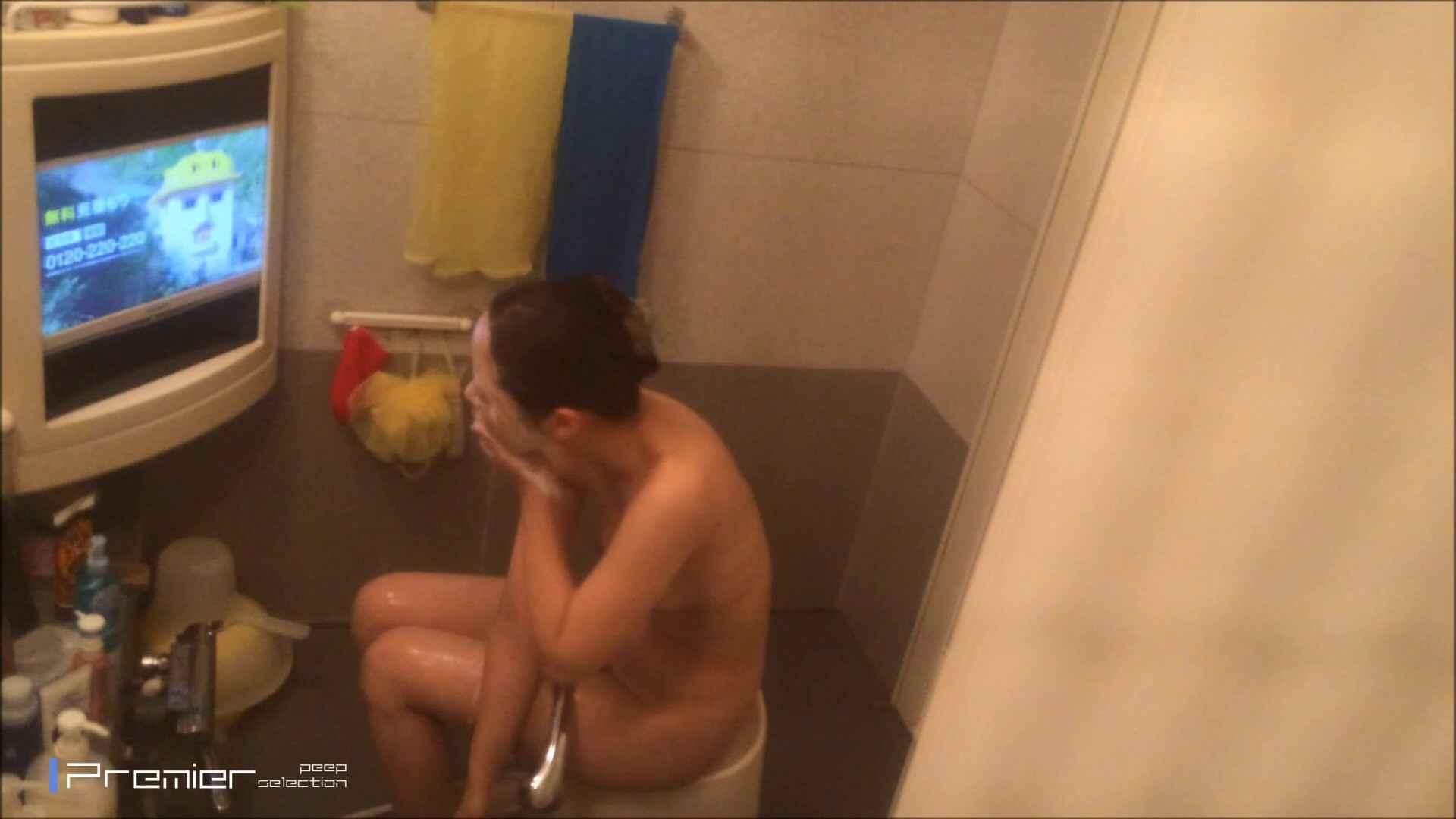 美女のテレビを見ながらの入浴 乙女の風呂場 Vol.21 丸見え アダルト動画キャプチャ 111画像 18