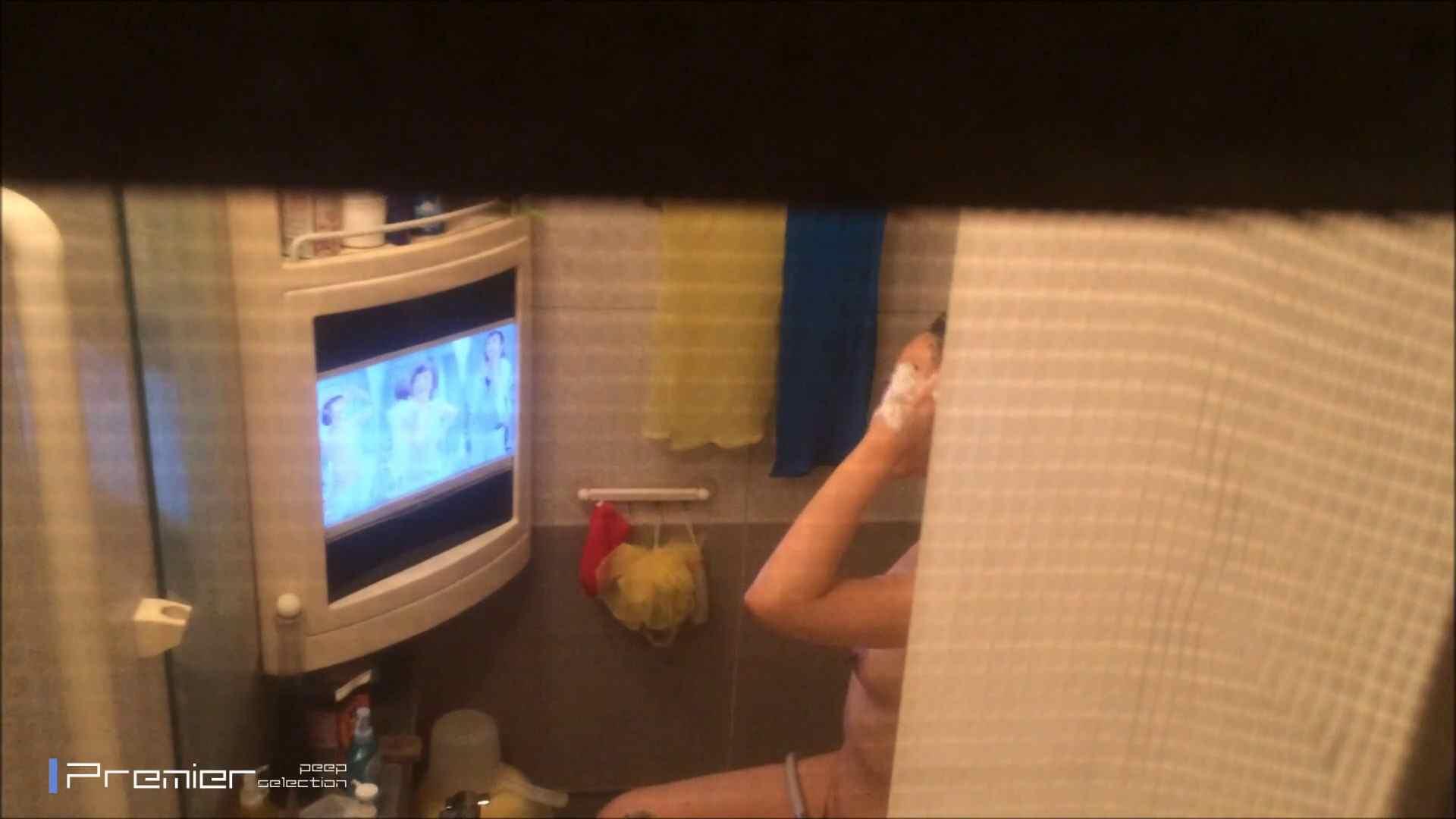 美女のテレビを見ながらの入浴 乙女の風呂場 Vol.21 民家 ワレメ無修正動画無料 111画像 41